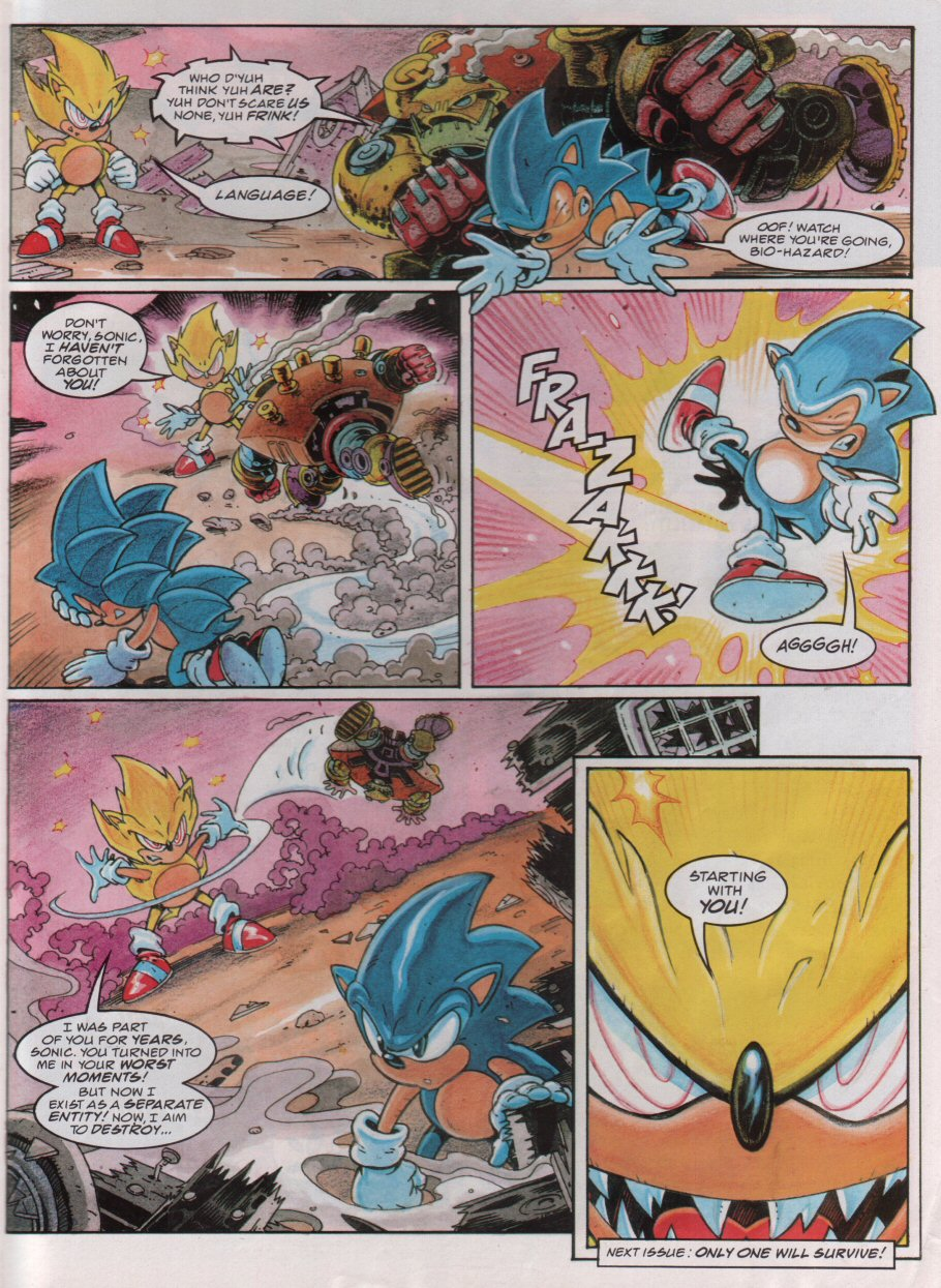 Read online Sonic the Comic comic -  Issue #85 - 9