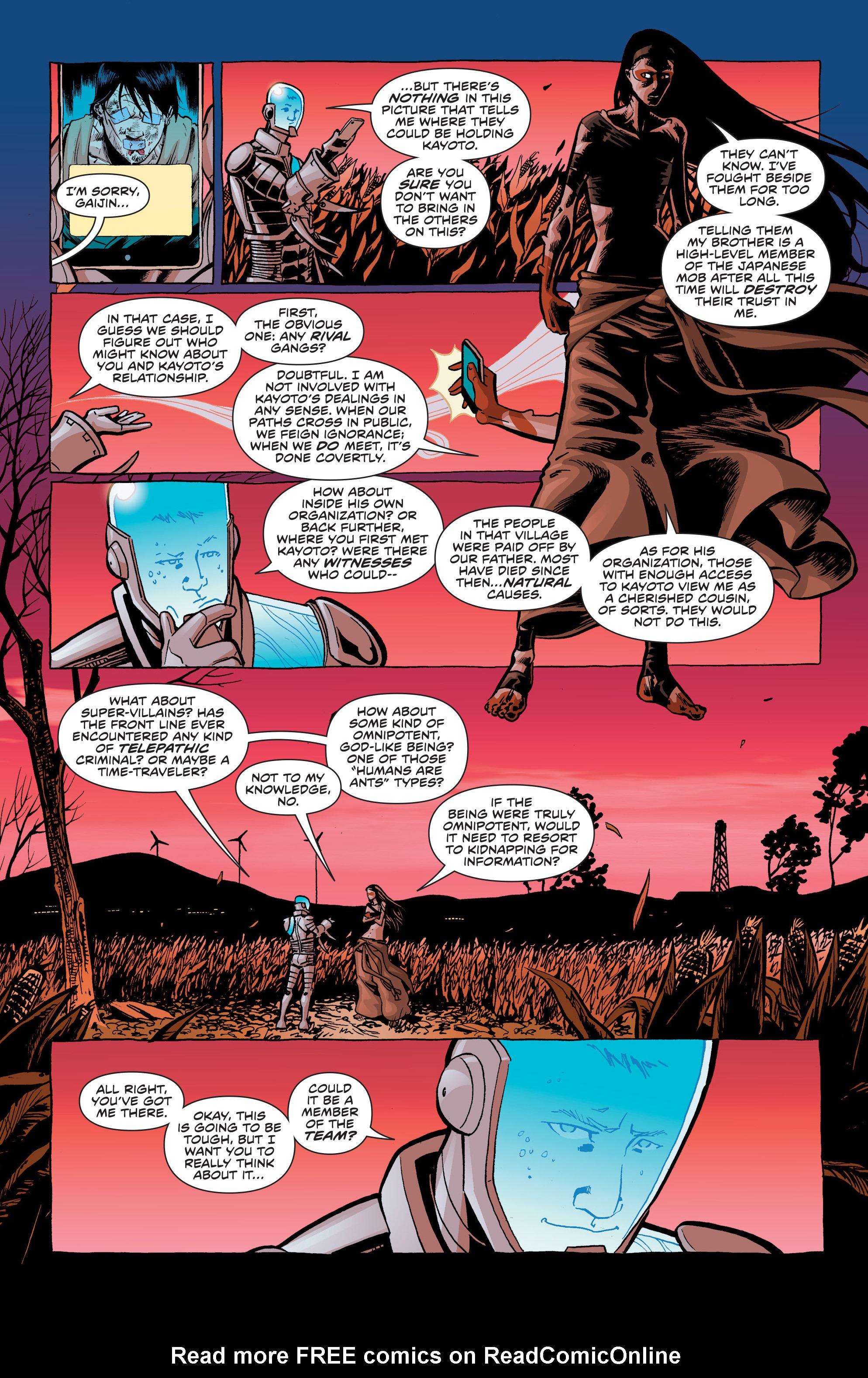 Read online Secret Identities comic -  Issue # _TPB - 109