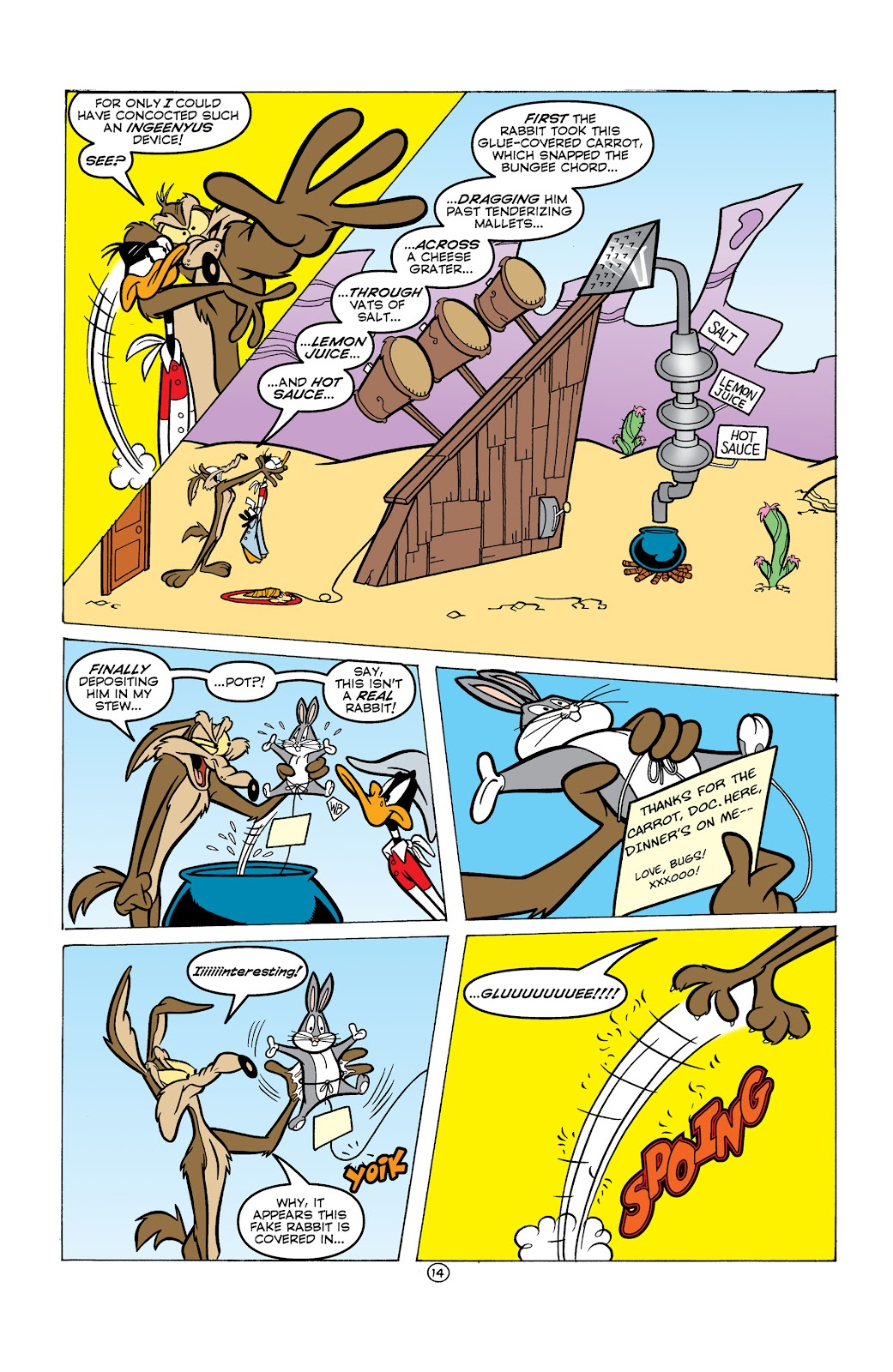 Looney Tunes (1994) Issue #75 #35 - English 15