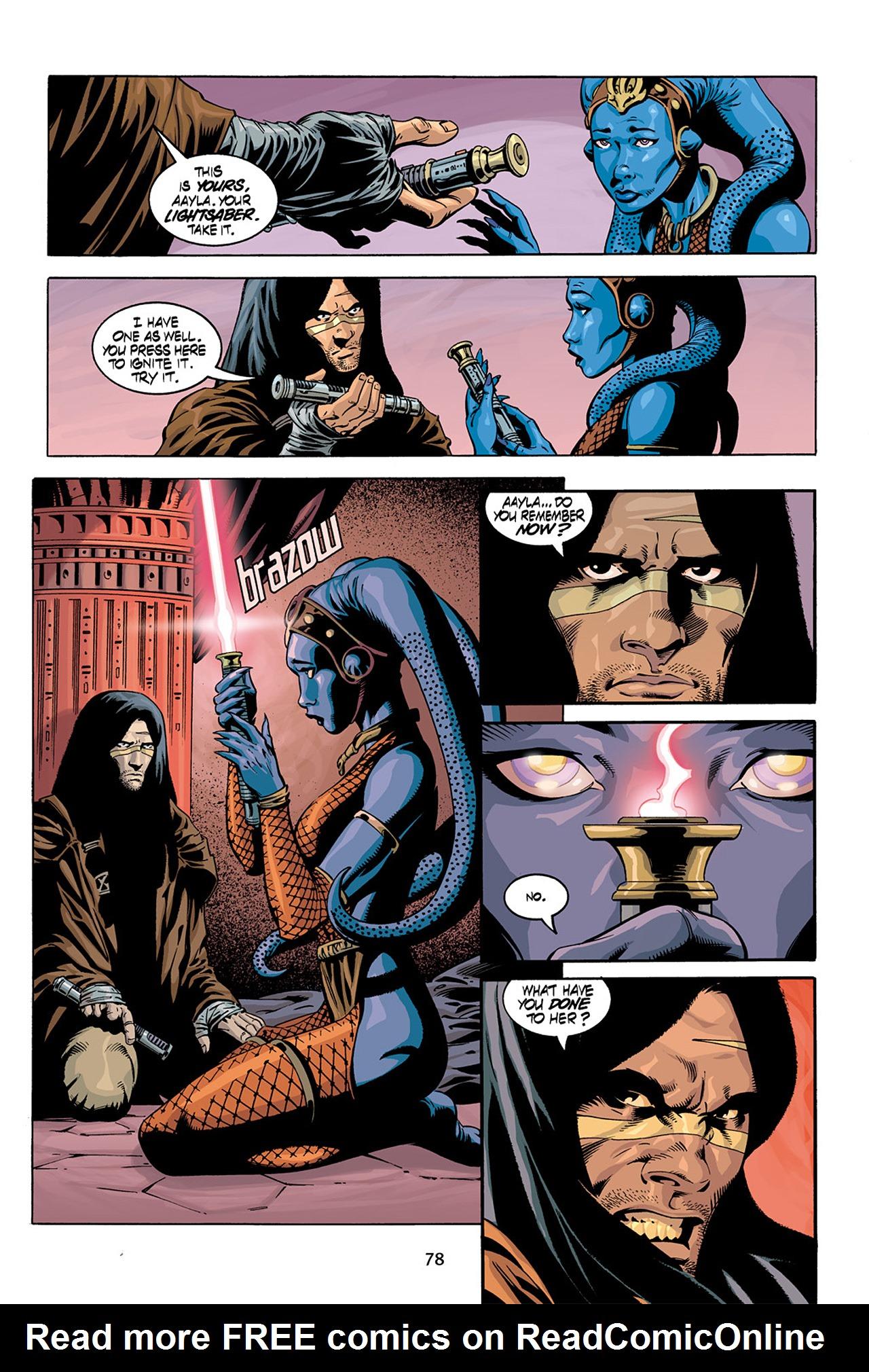 Read online Star Wars Omnibus comic -  Issue # Vol. 15 - 75