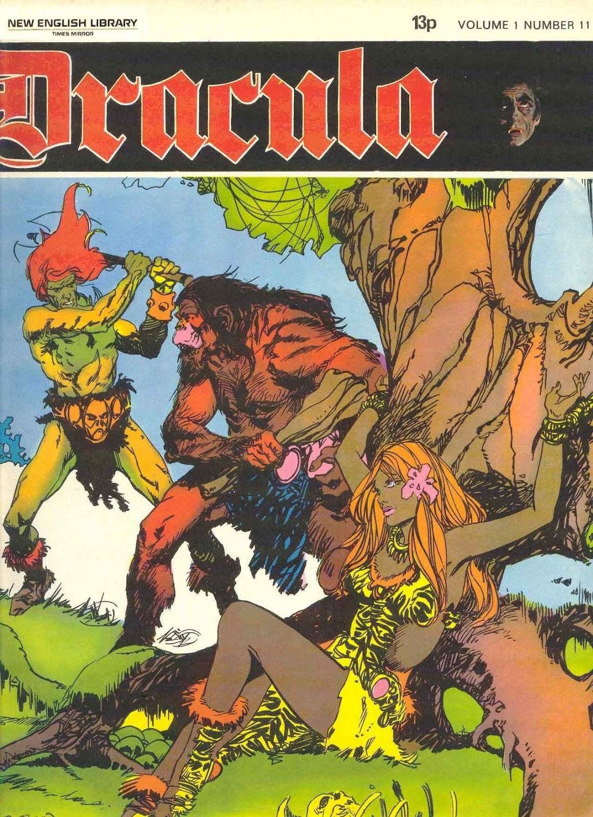 Dracula (1971) 11 Page 1