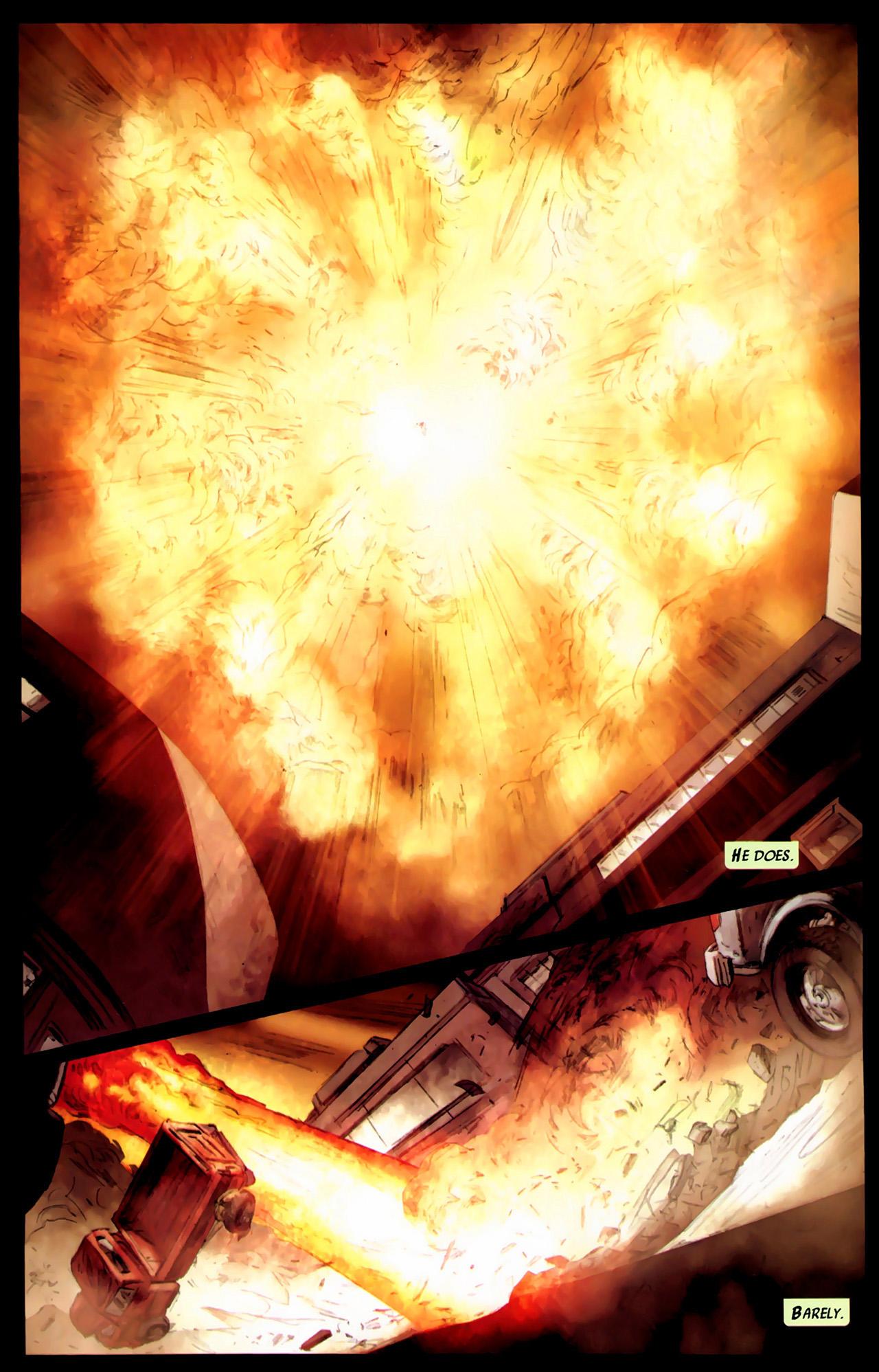 Read online Secret Invasion: Thor comic -  Issue #3 - 14