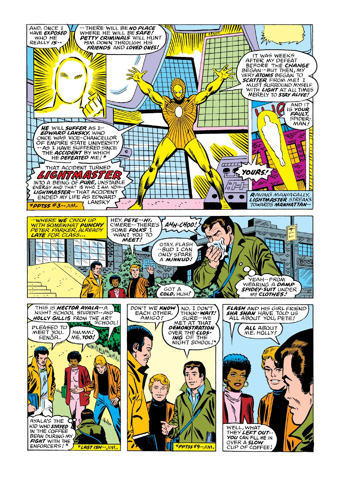 Read online Marvel Masterworks: The Spectacular Spider-Man comic -  Issue # TPB 2 (Part 1) - 88