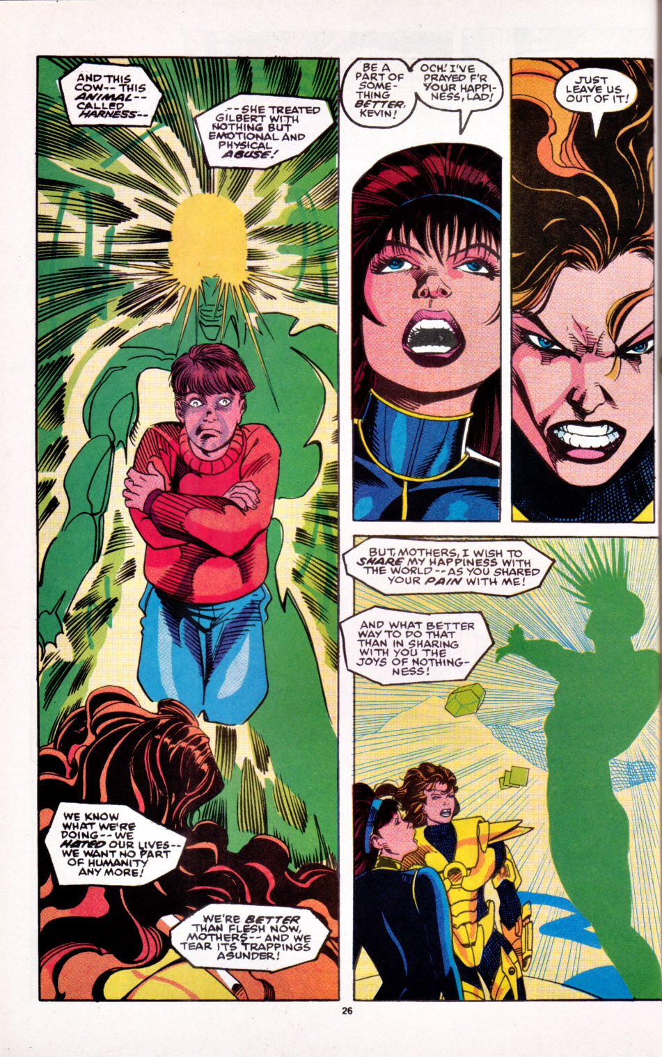 Read online X-Factor (1986) comic -  Issue # _ Annual 6 - 23
