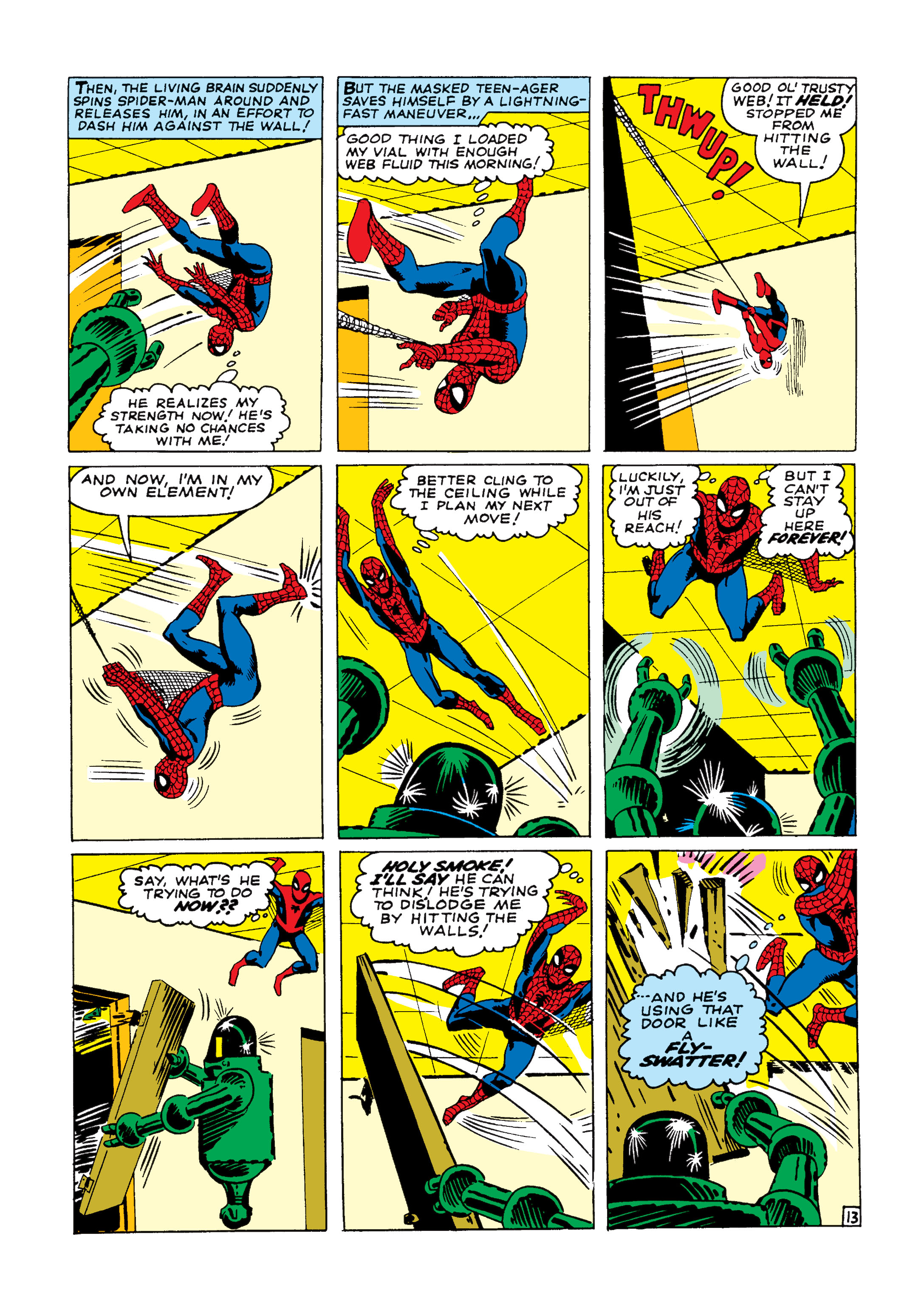 The Amazing Spider-Man (1963) 8 Page 13