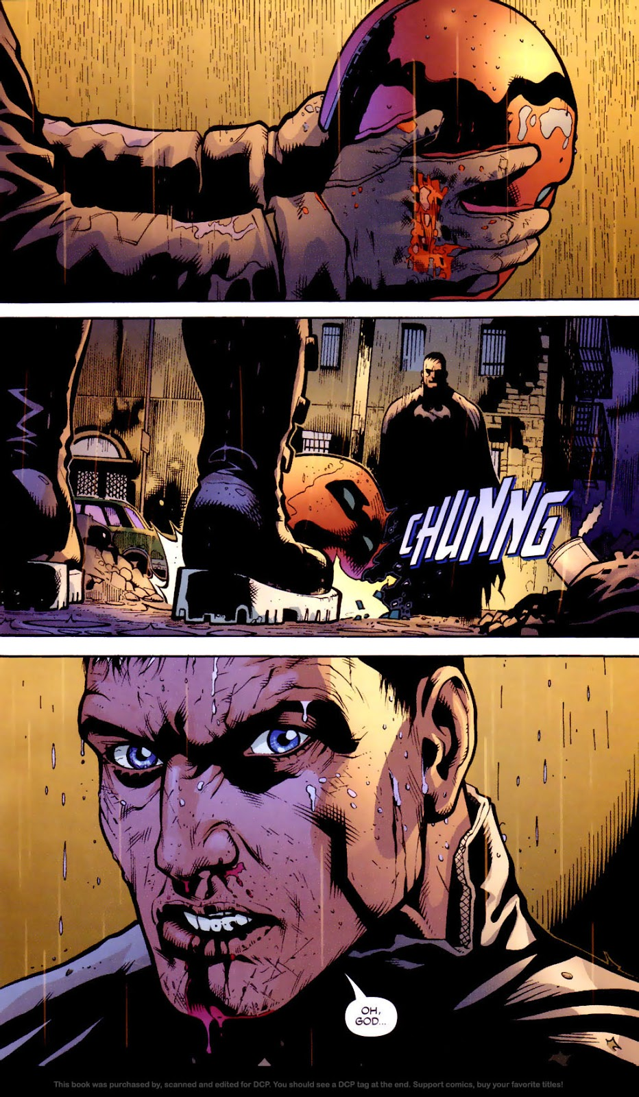 Batman: Under The Hood issue 1 - Page 10