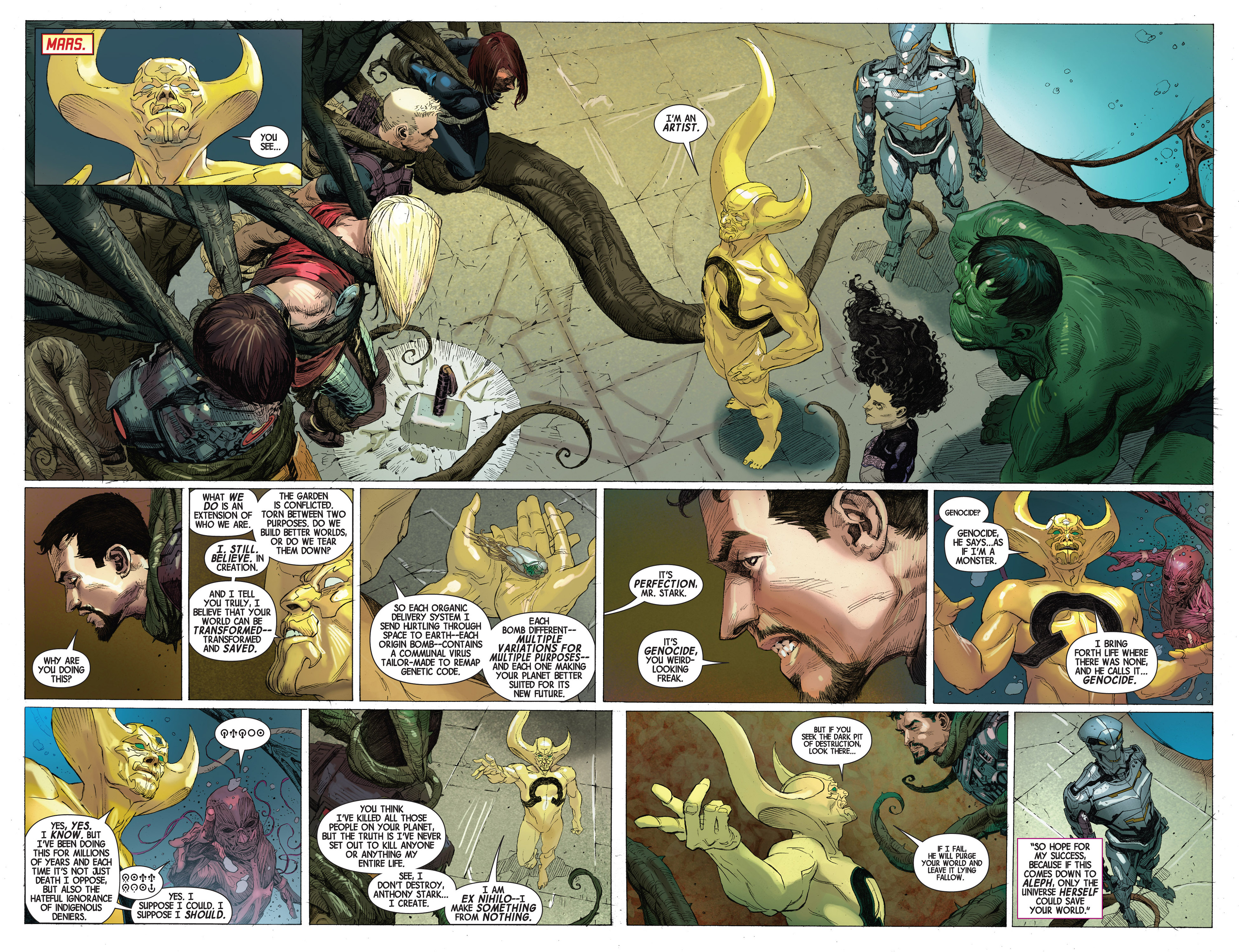 Read online Avengers (2013) comic -  Issue #2 - 20