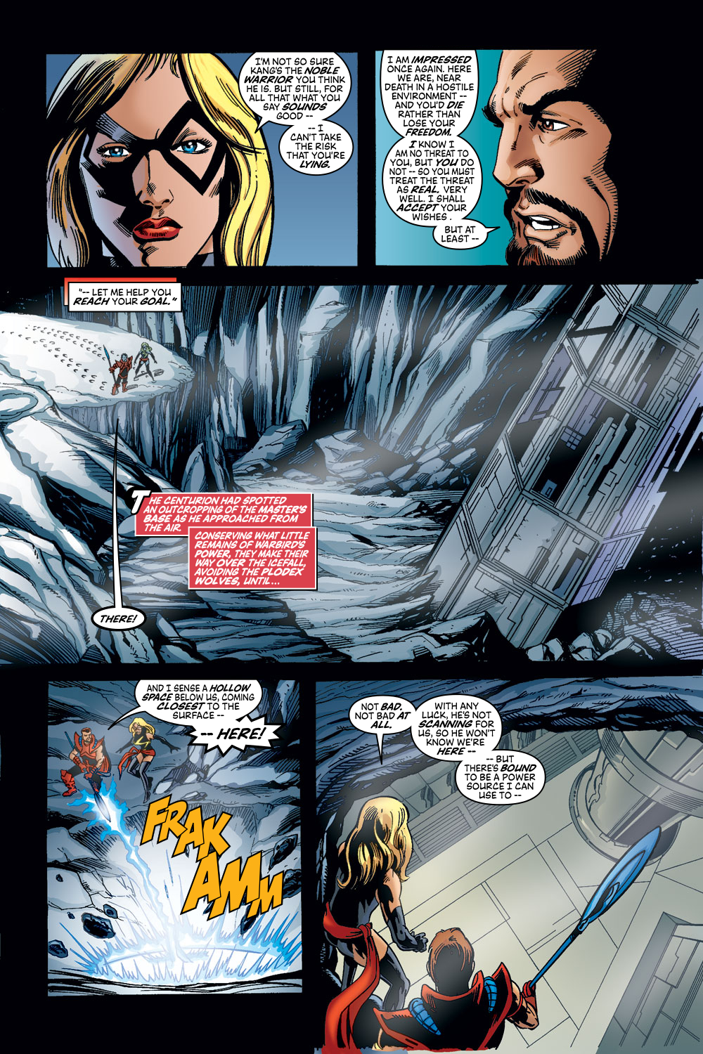Read online Avengers (1998) comic -  Issue #47 - 13