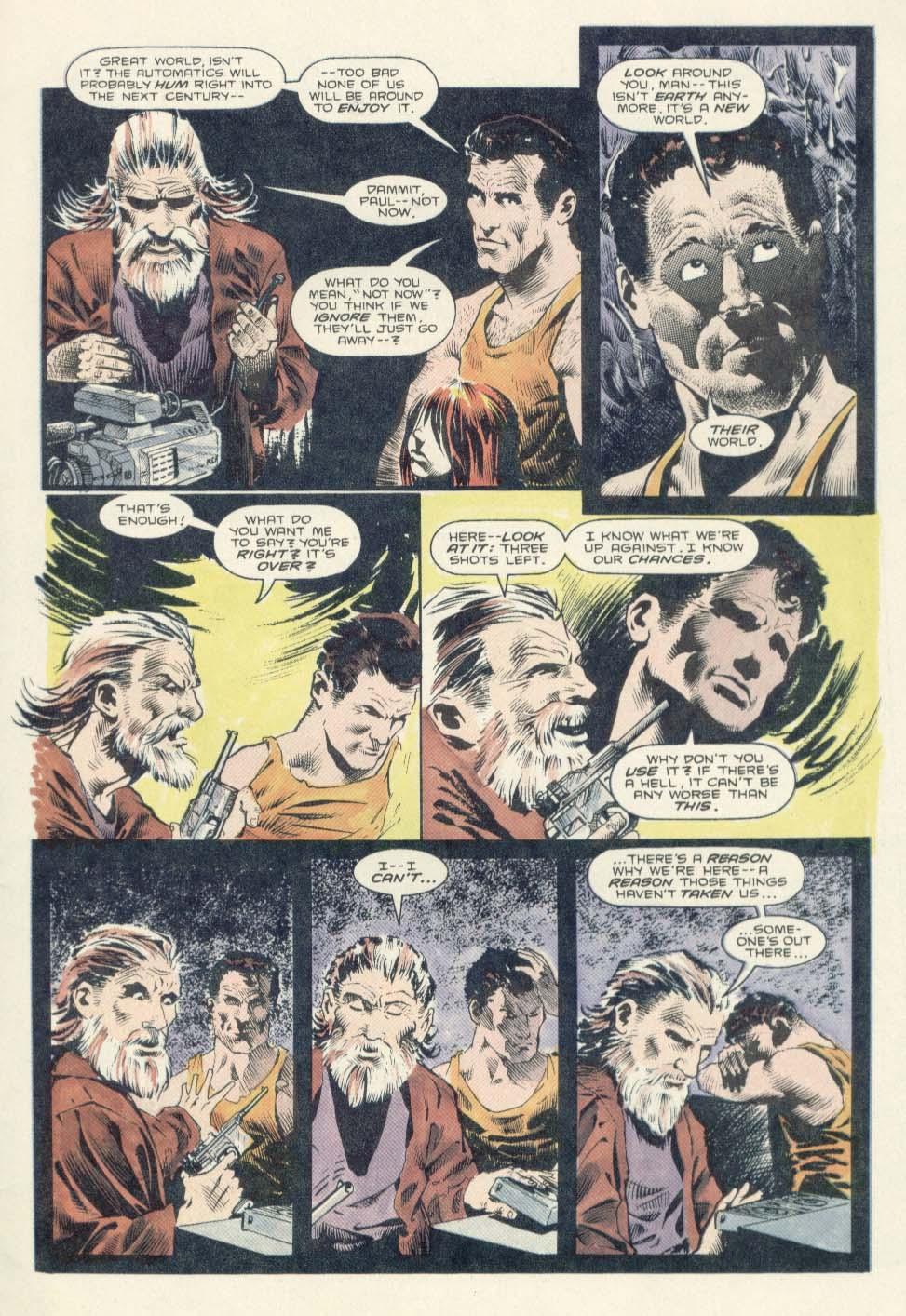 Read online Aliens: Earth War comic -  Issue #2 - 7