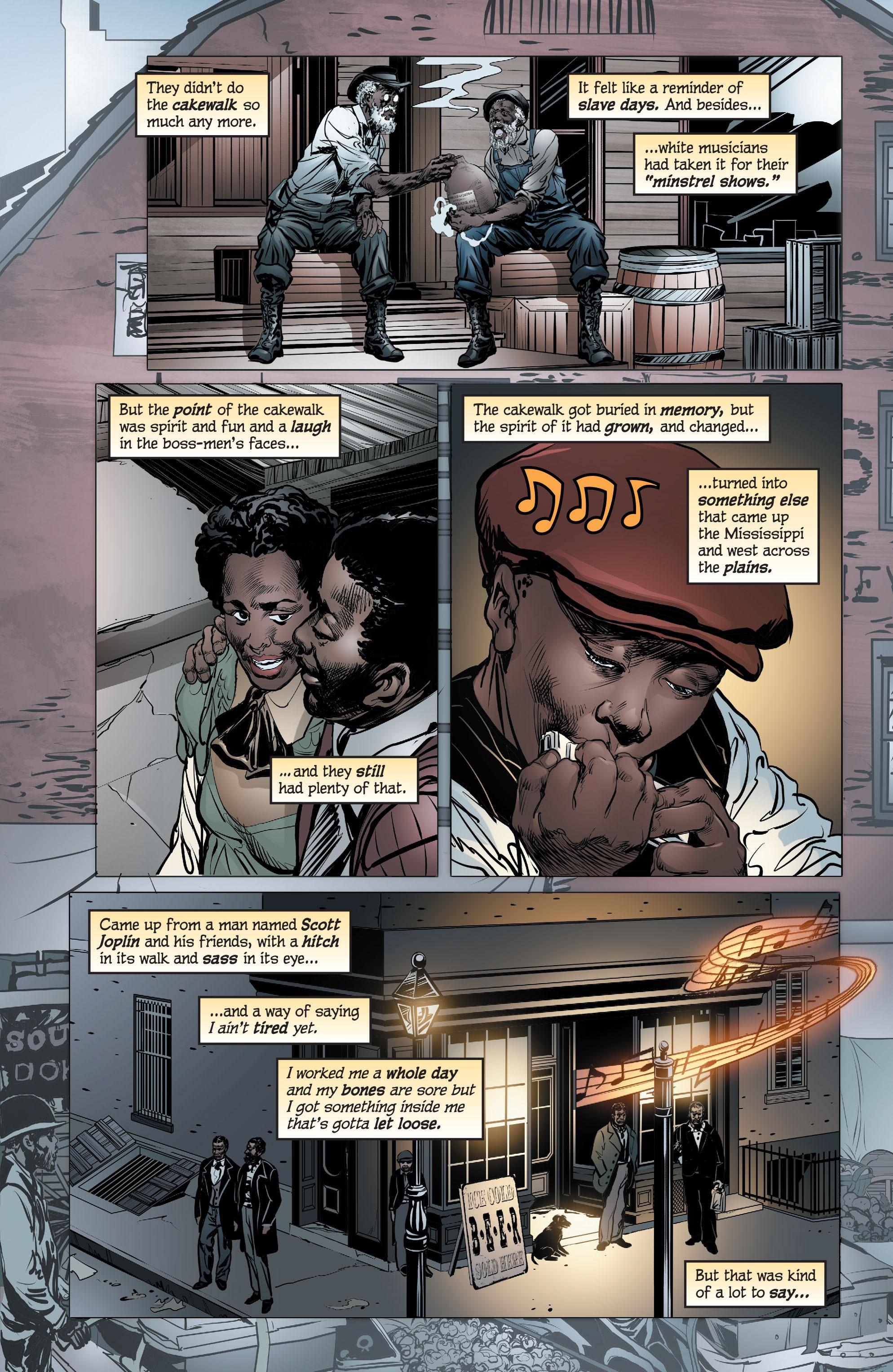 Read online Astro City comic -  Issue #37 - 12