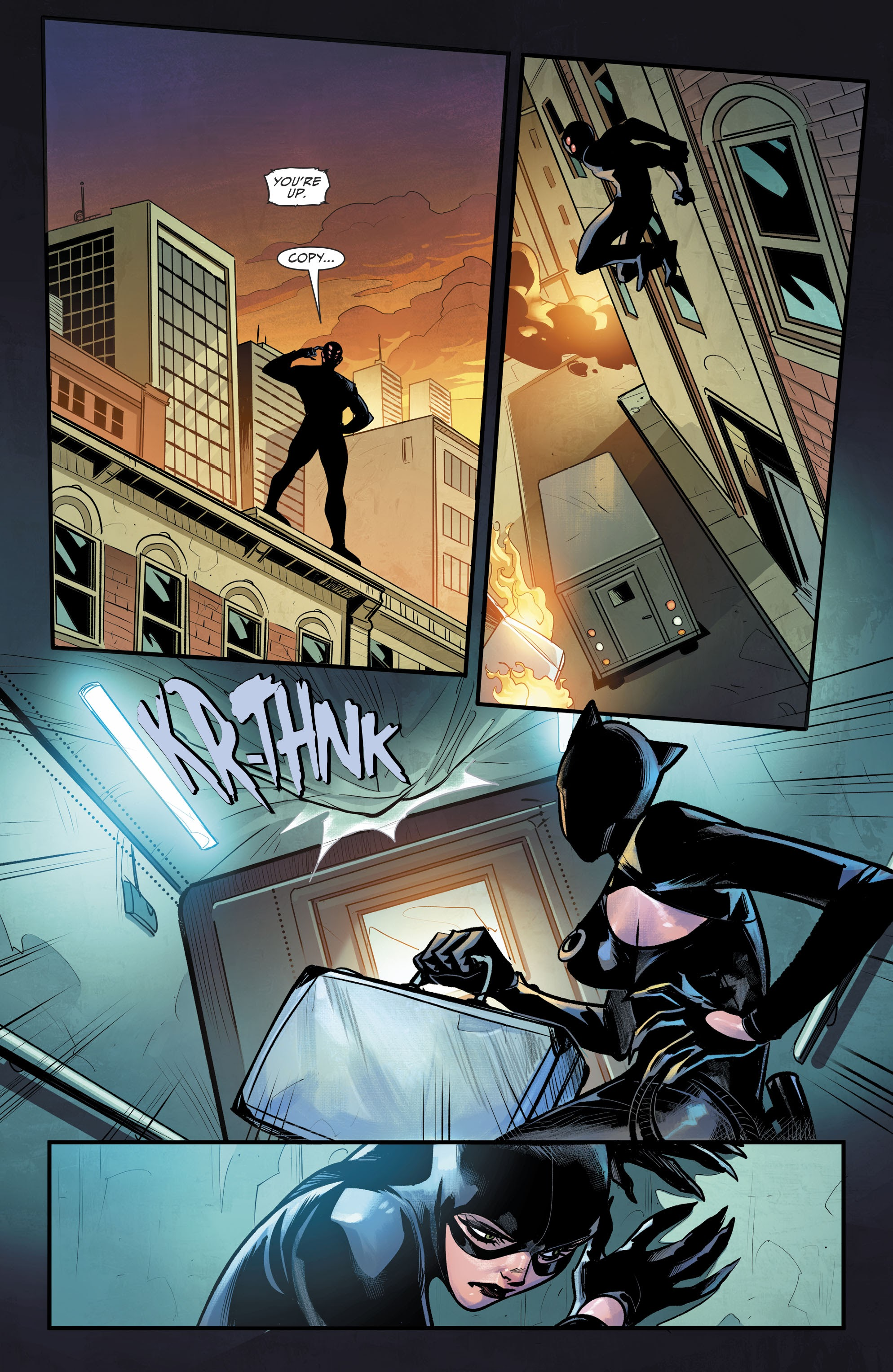 Catwoman (2018) #14 #15 - English 11