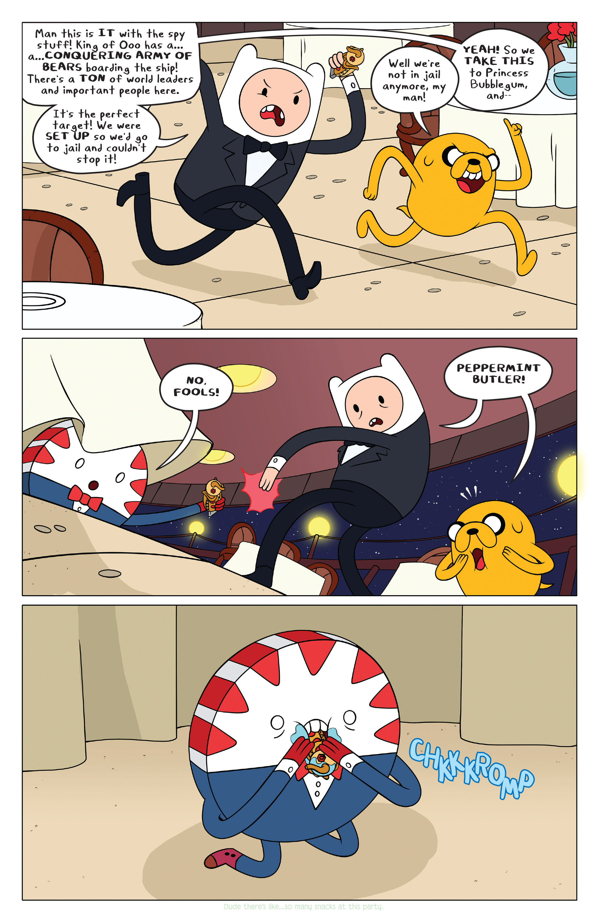 Adventure Time 44 Page 3