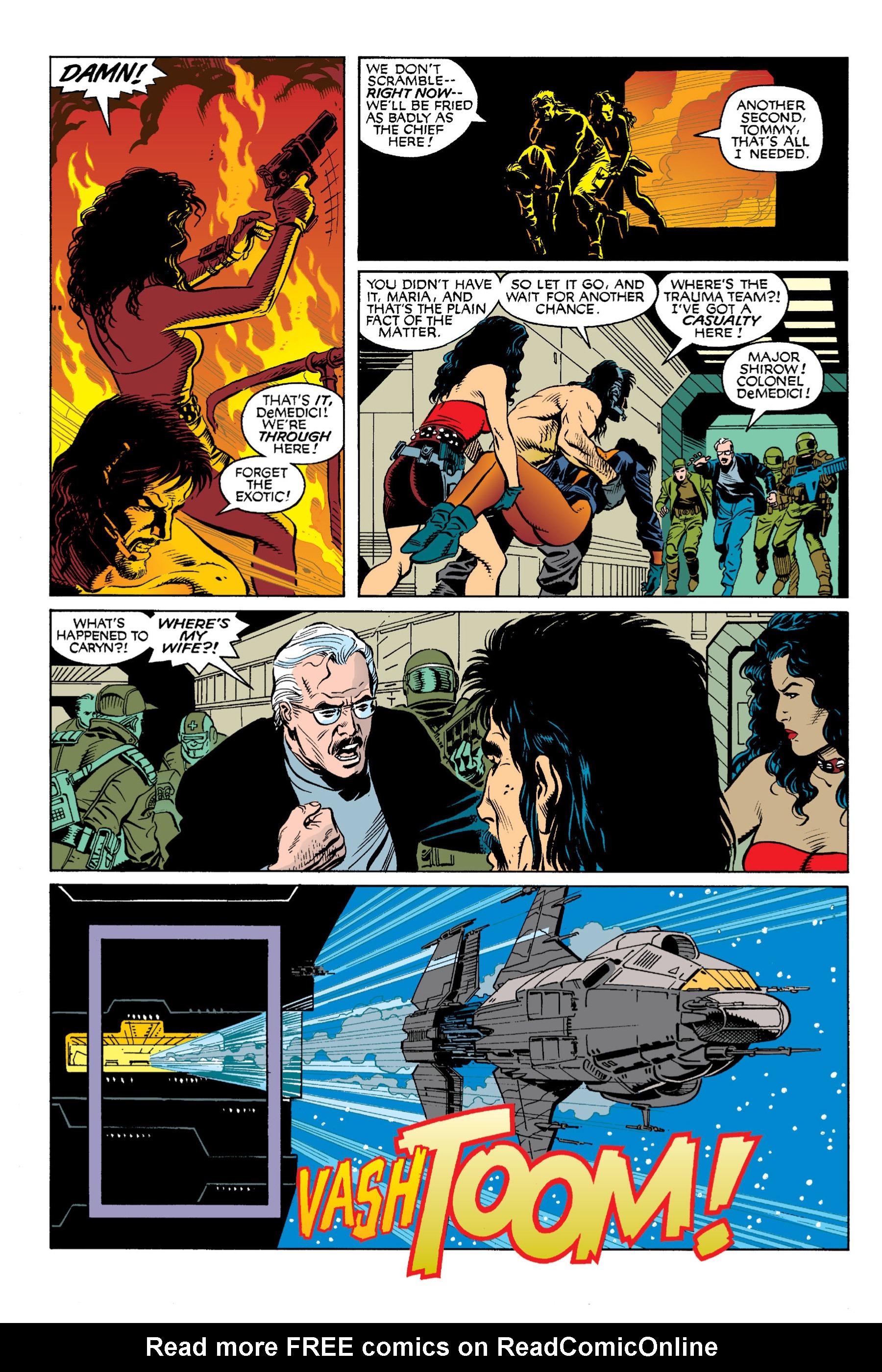 Read online Aliens vs. Predator Omnibus comic -  Issue # _TPB 2 Part 1 - 106