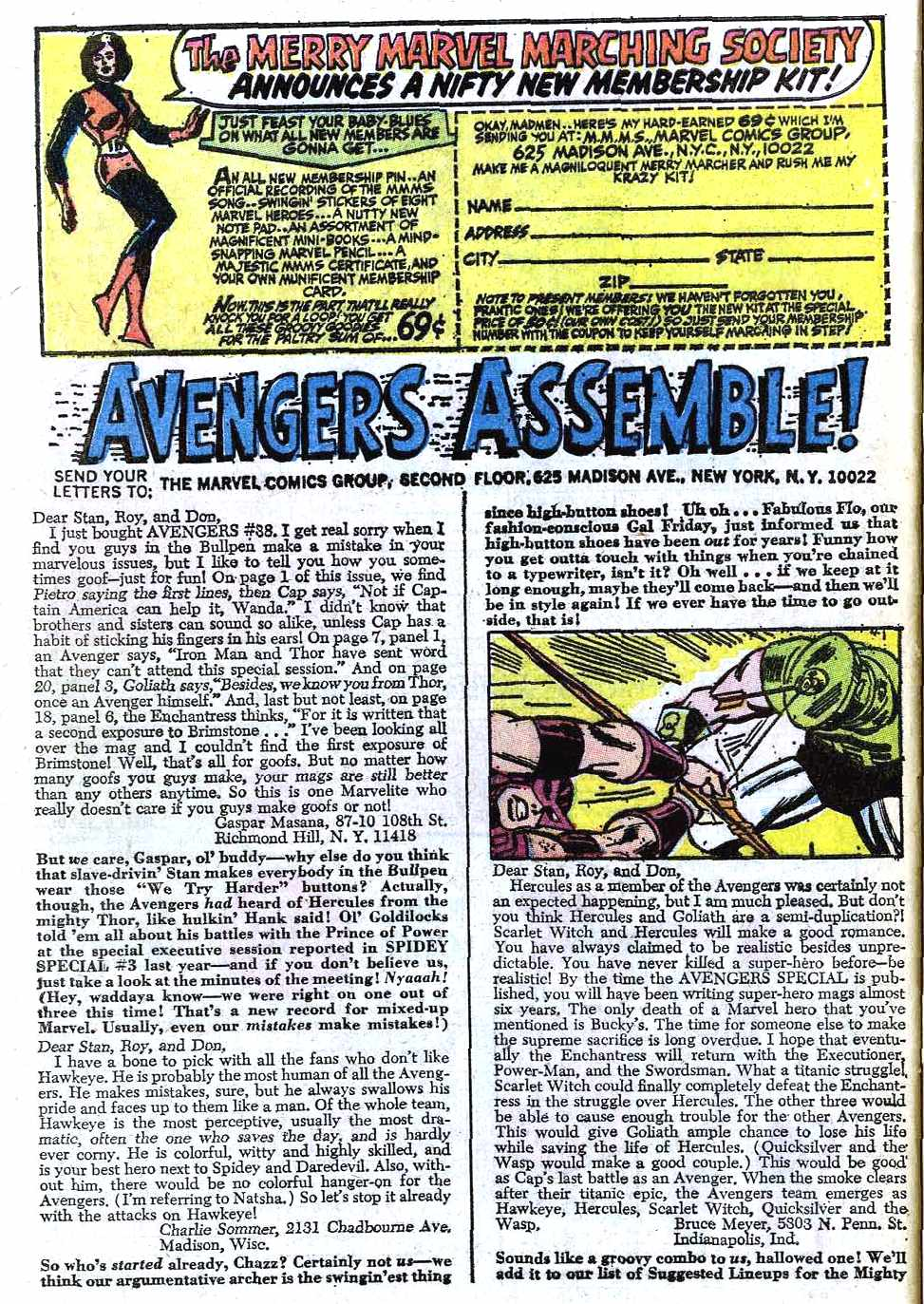 The Avengers (1963) 42 Page 31