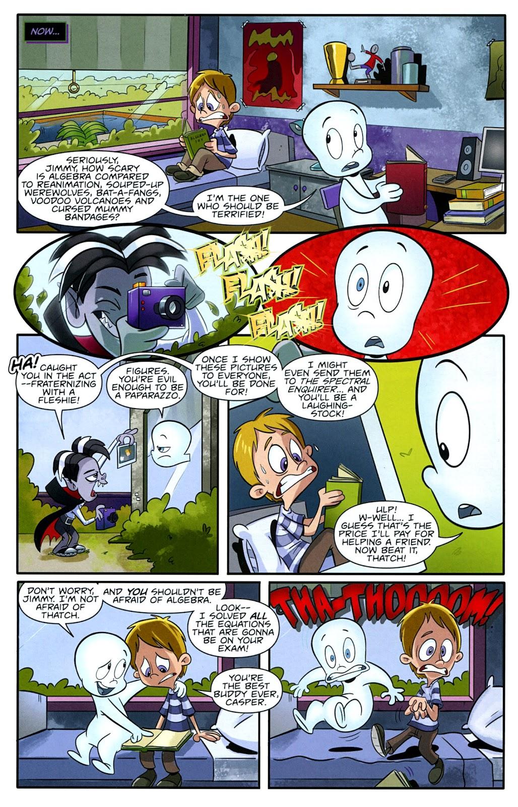 Read online Casper's Scare School comic -  Issue #2 - 9
