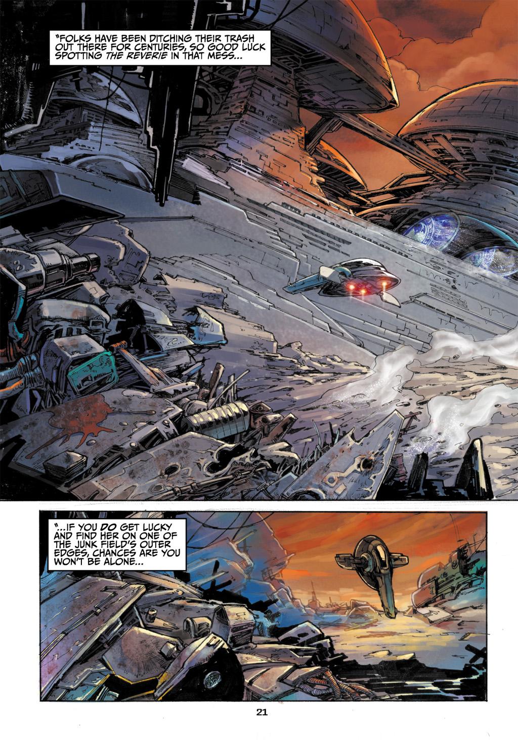 Read online Star Wars Omnibus comic -  Issue # Vol. 33 - 339