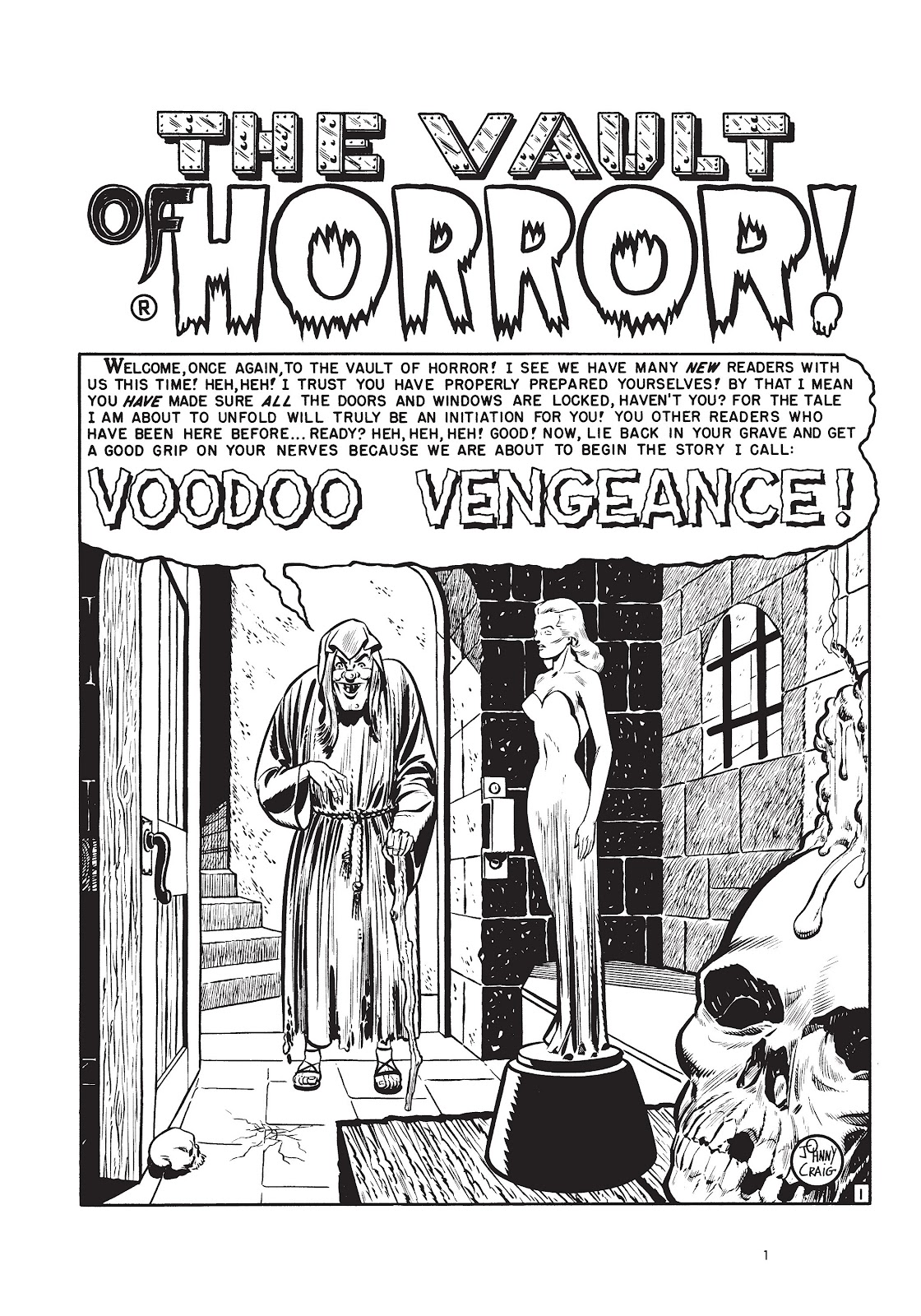 Read online Voodoo Vengeance and Other Stories comic -  Issue # TPB (Part 1) - 18