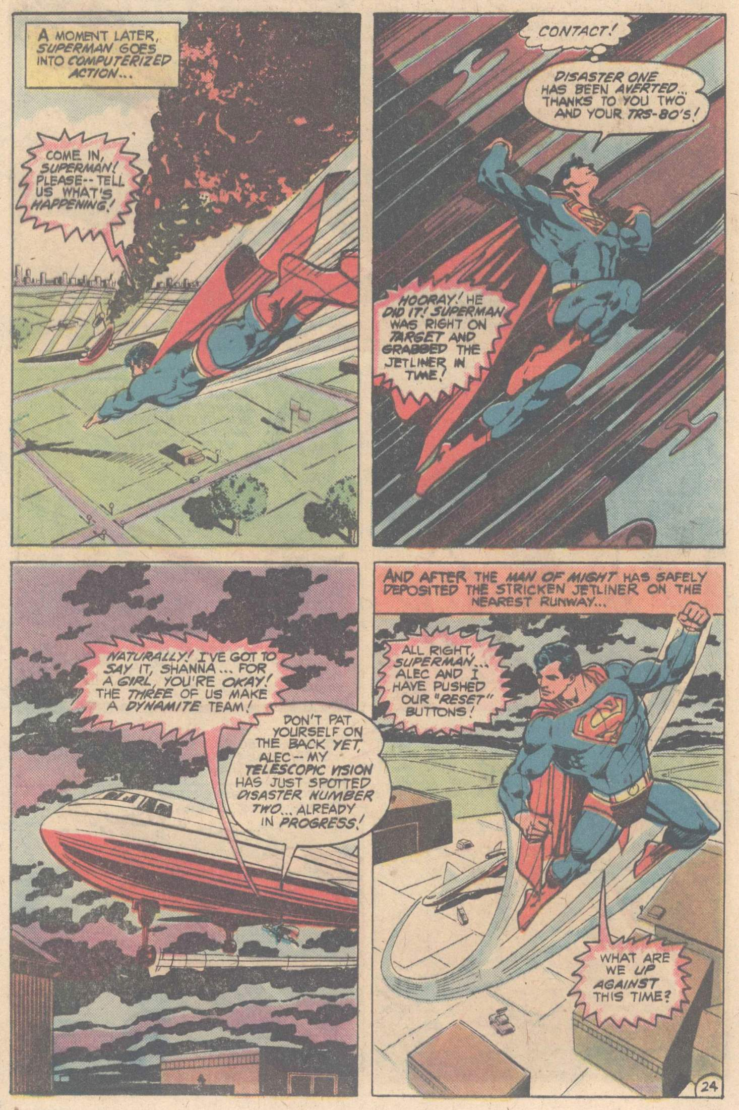 Read online Action Comics (1938) comic -  Issue #509 - 44