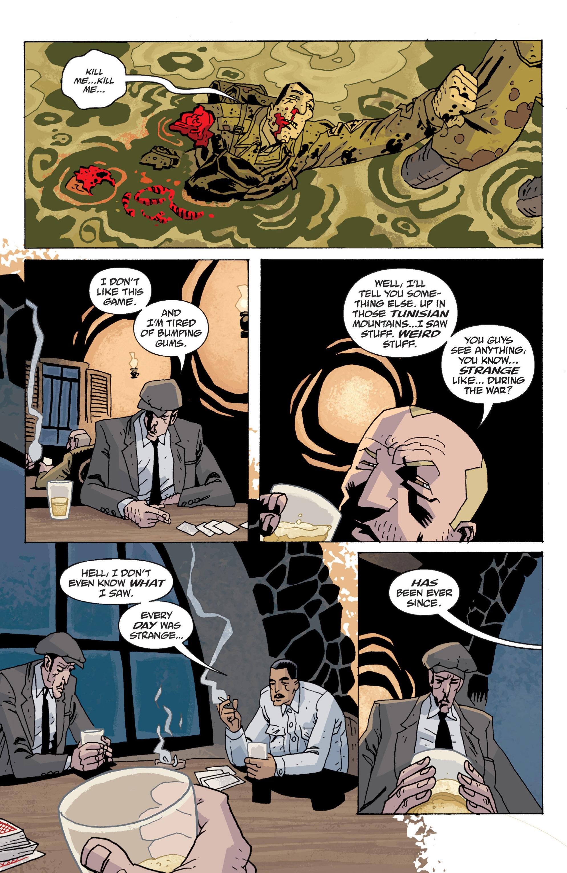 Read online B.P.R.D. (2003) comic -  Issue # TPB 13 - 26