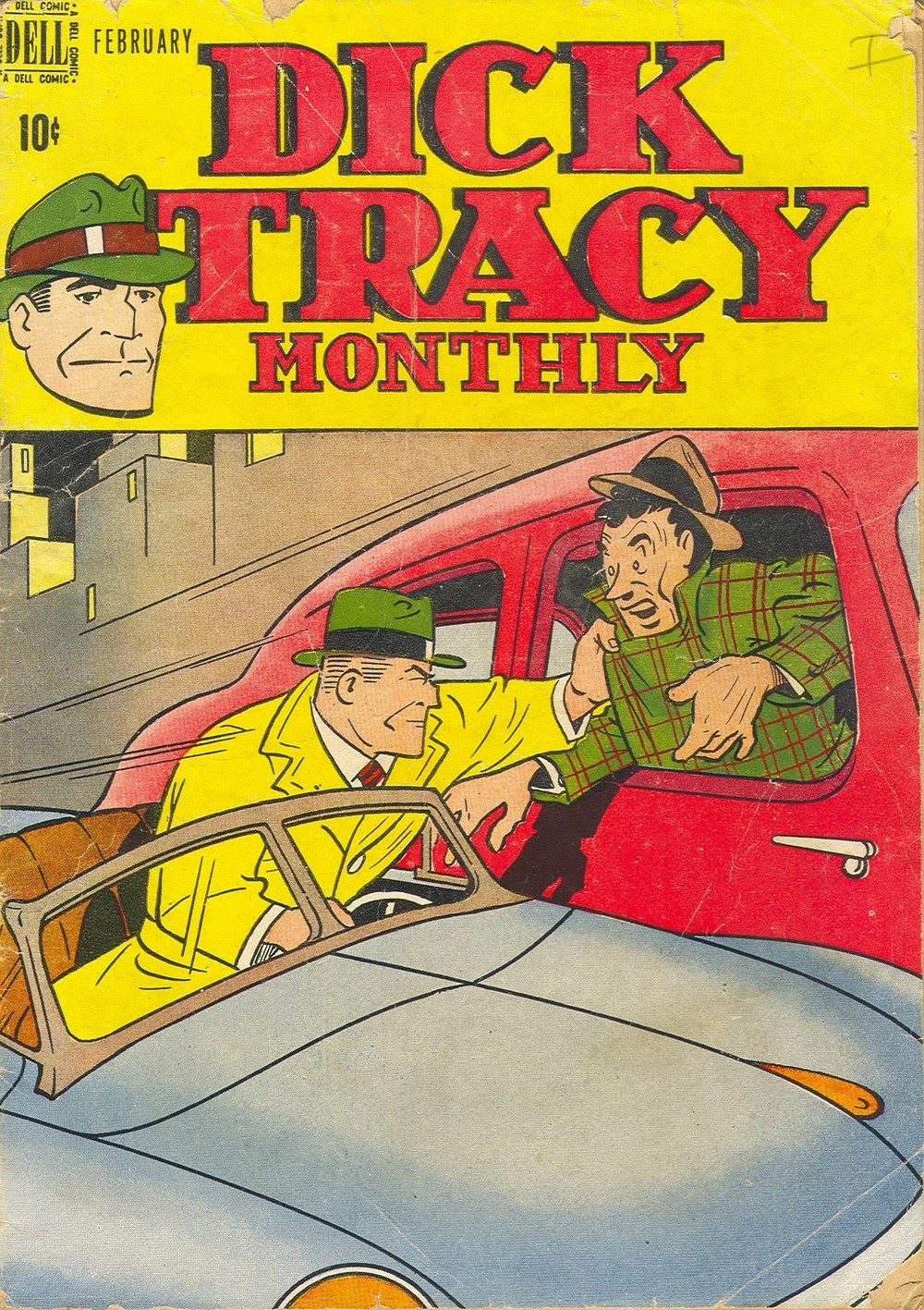 Dick Tracy Monthly issue 14 - Page 1