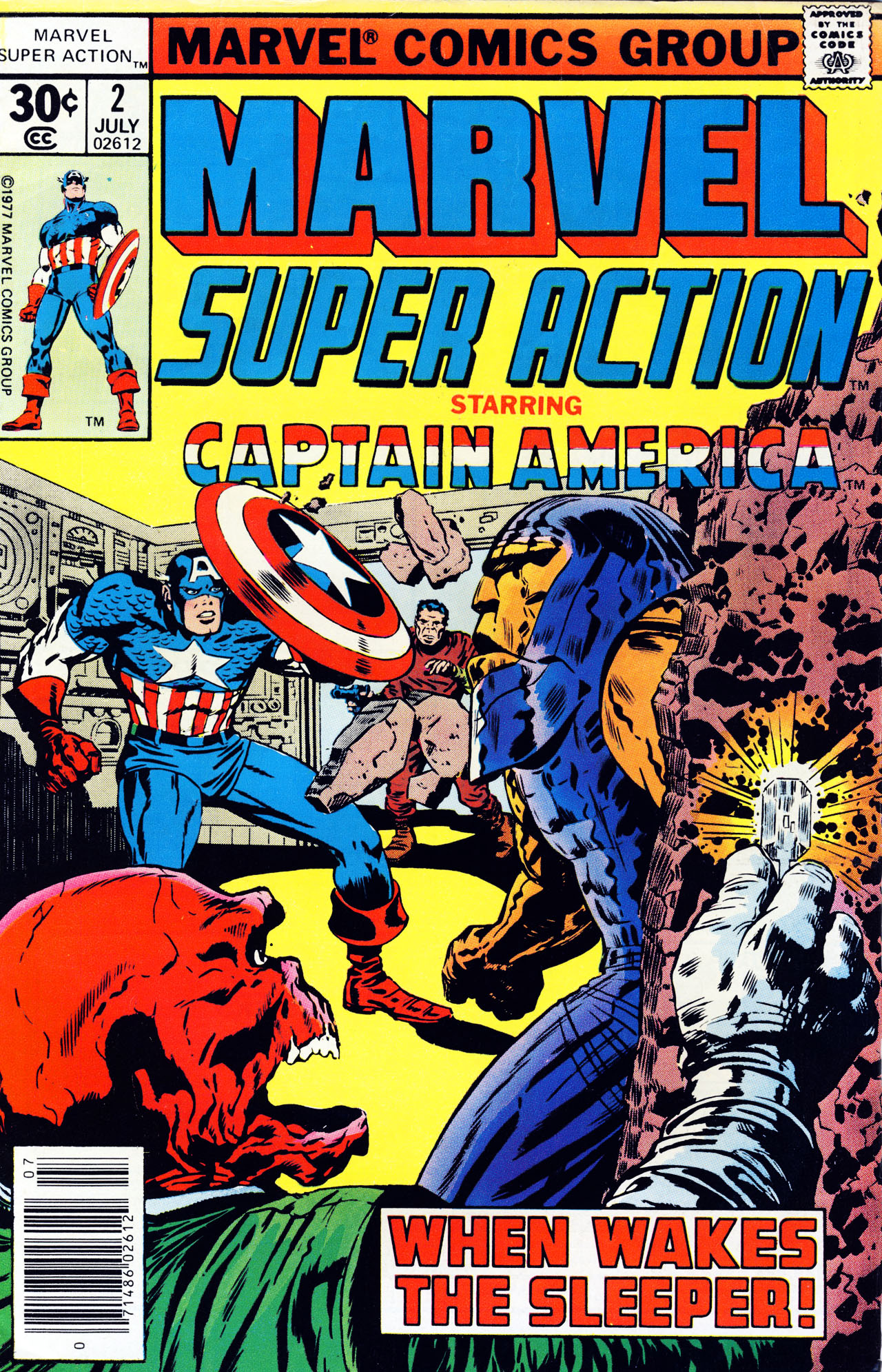 Marvel Super Action (1977) issue 2 - Page 1