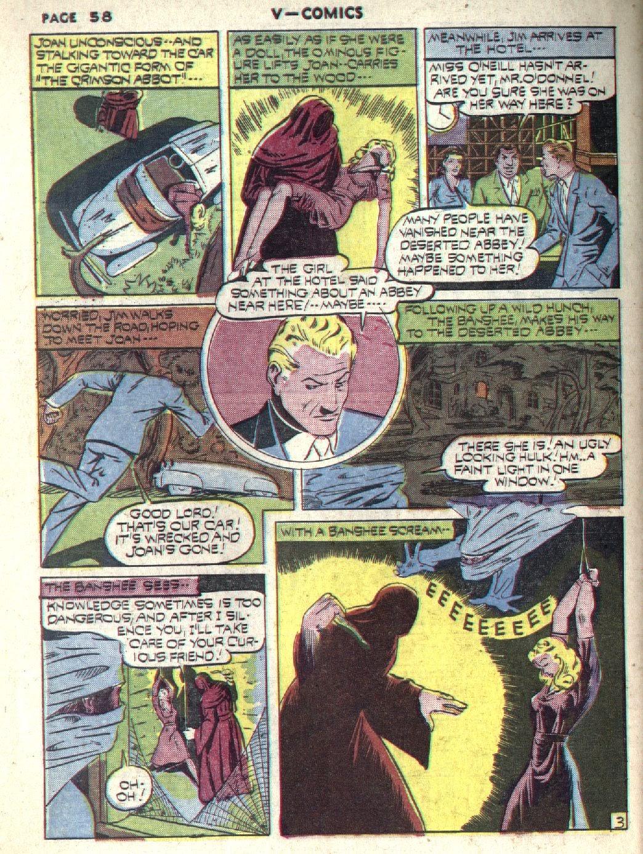 Read online V...- Comics comic -  Issue #1 - 59