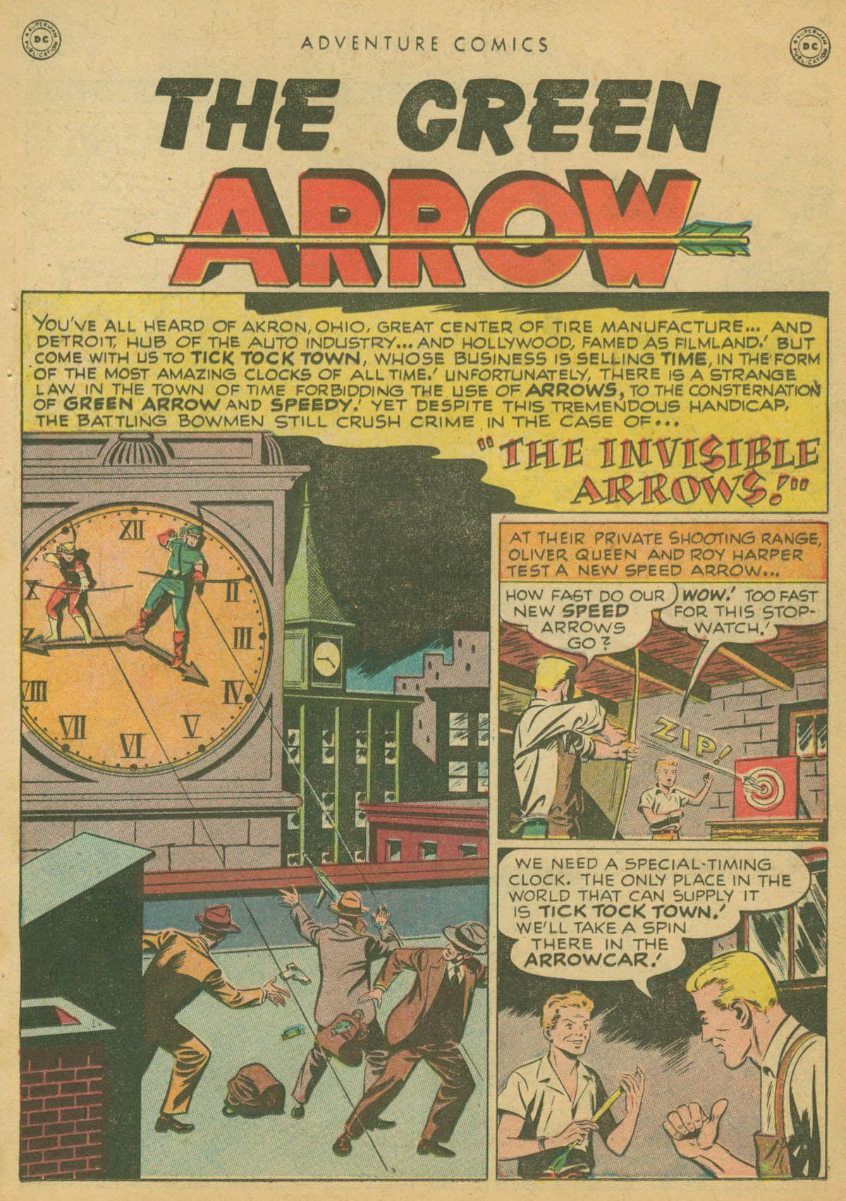 Read online Adventure Comics (1938) comic -  Issue #142 - 14