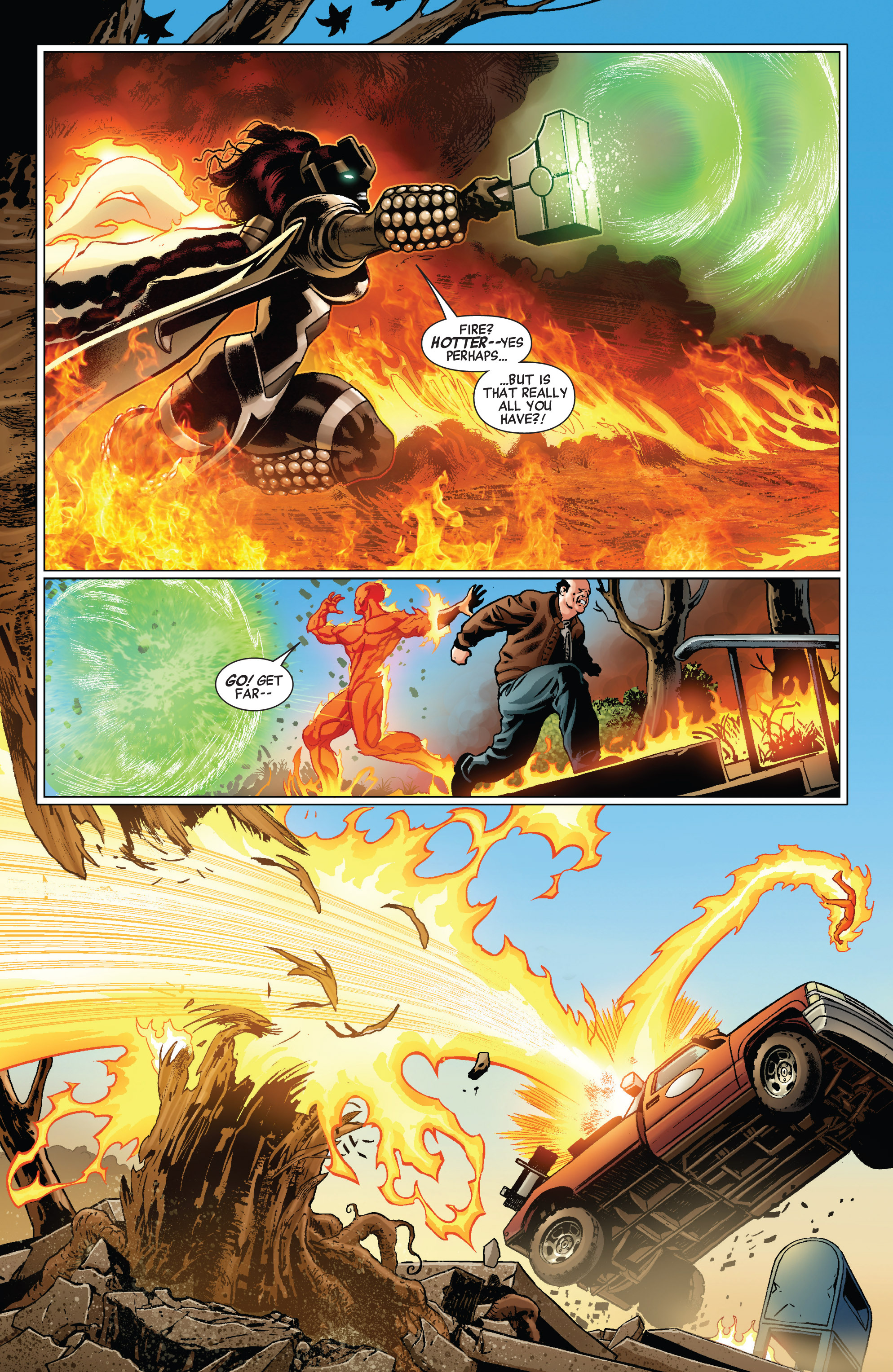 Read online Avengers (2013) comic -  Issue #Avengers (2013) _TPB 5 - 128