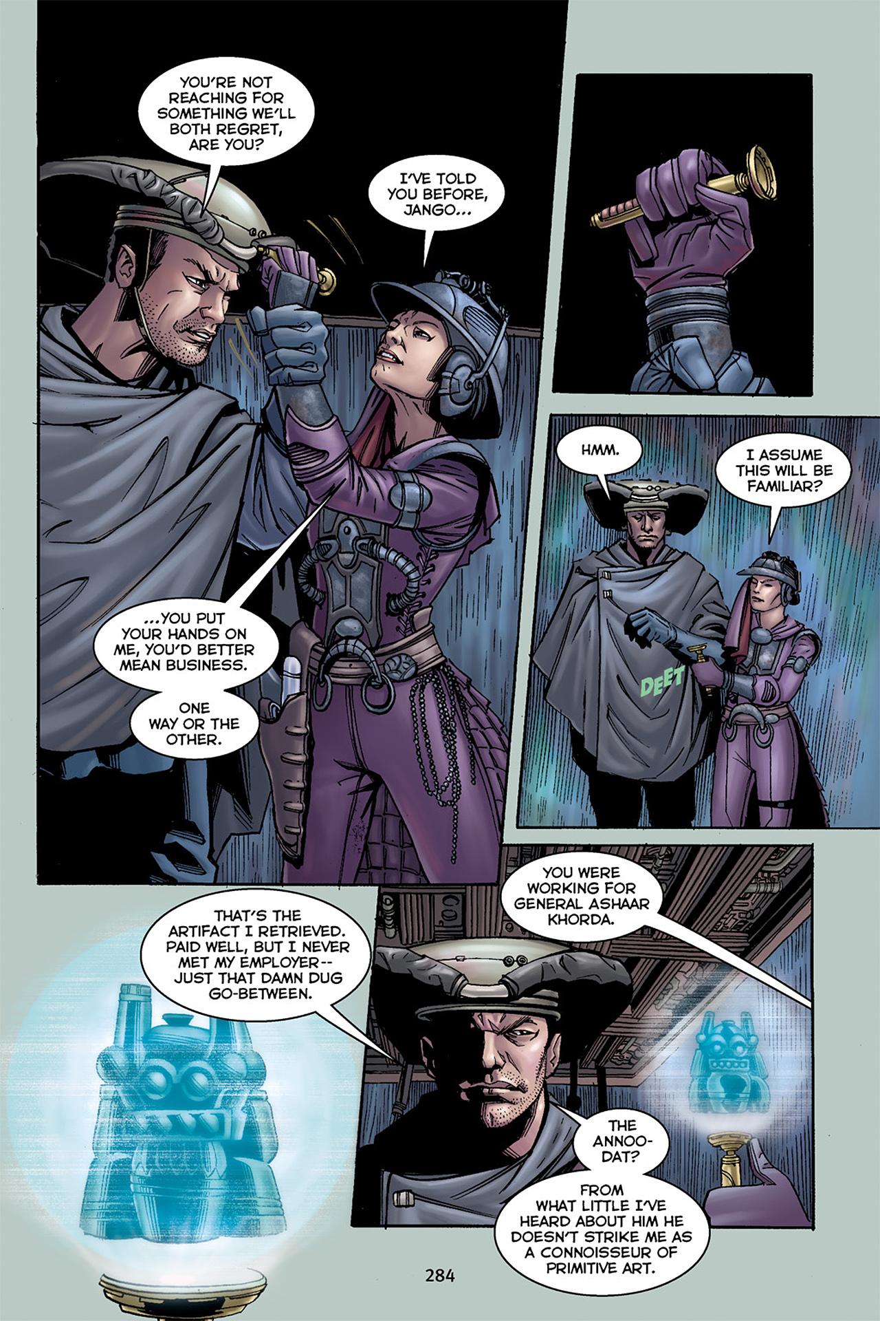Read online Star Wars Omnibus comic -  Issue # Vol. 10 - 280