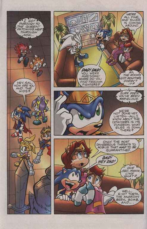 Read online Sonic Universe comic -  Issue #7 - 18
