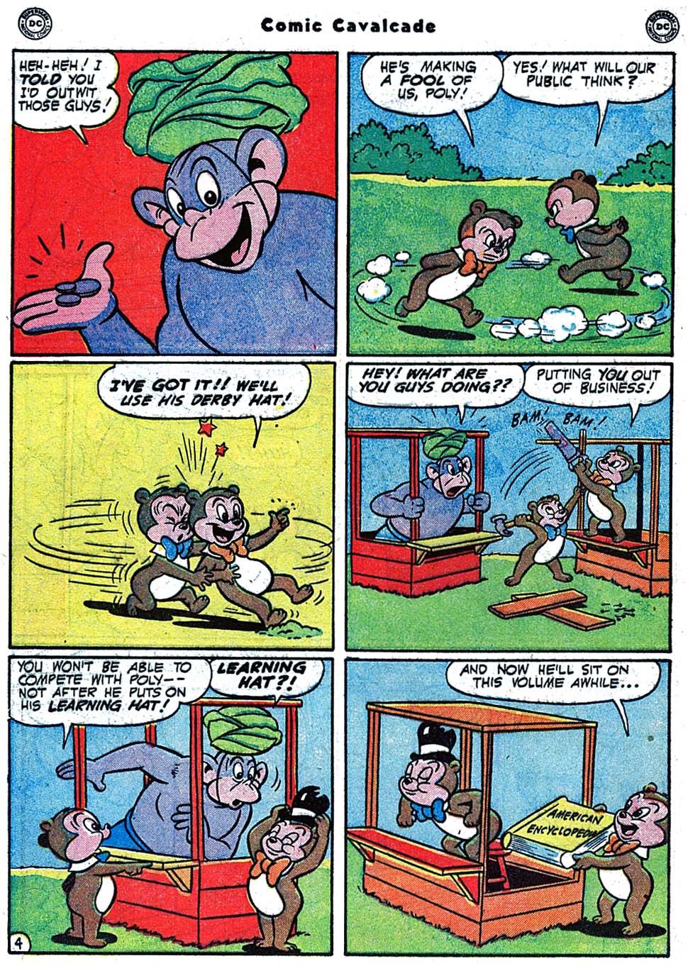 Comic Cavalcade issue 38 - Page 22