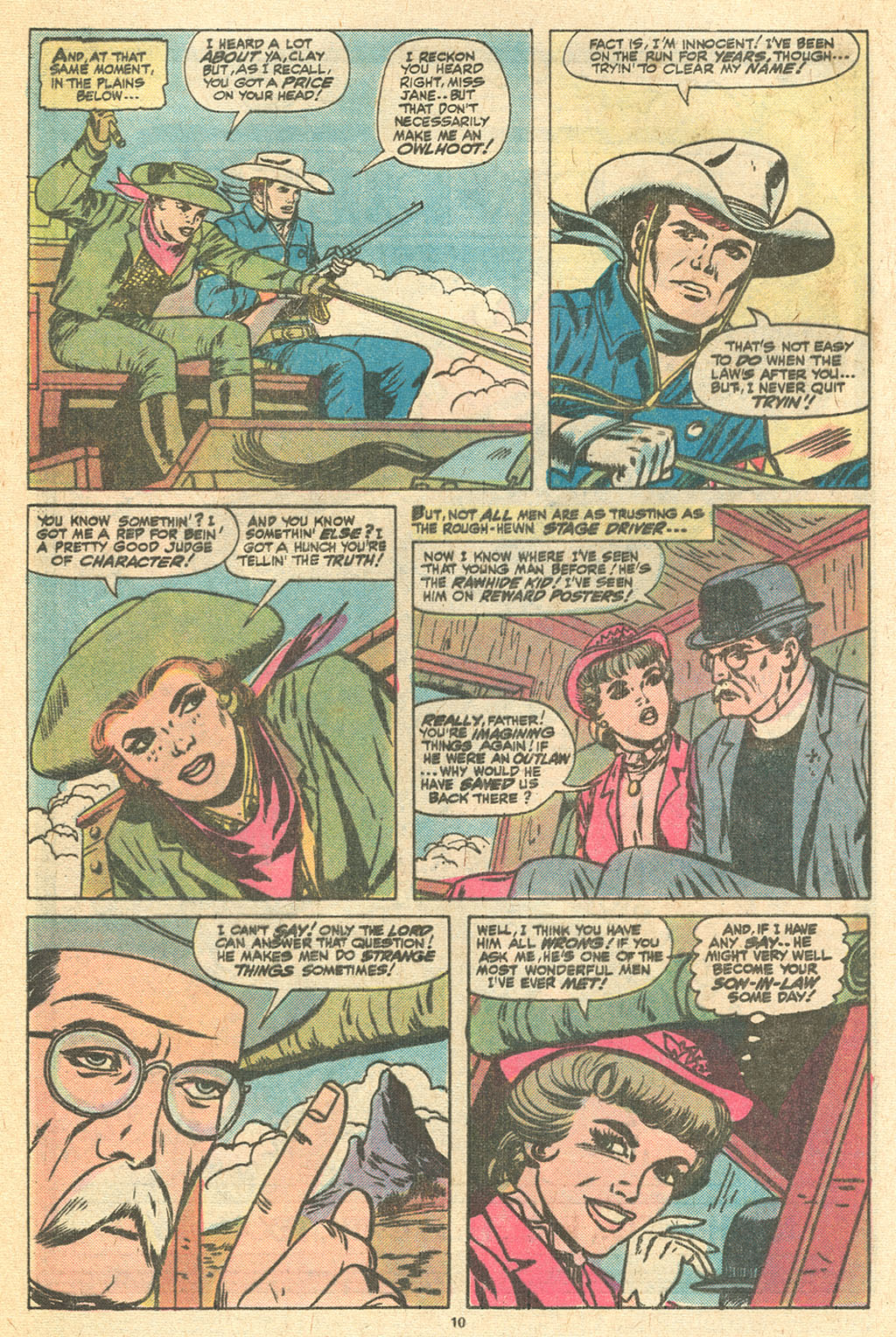 The Rawhide Kid (1955) issue 145 - Page 12
