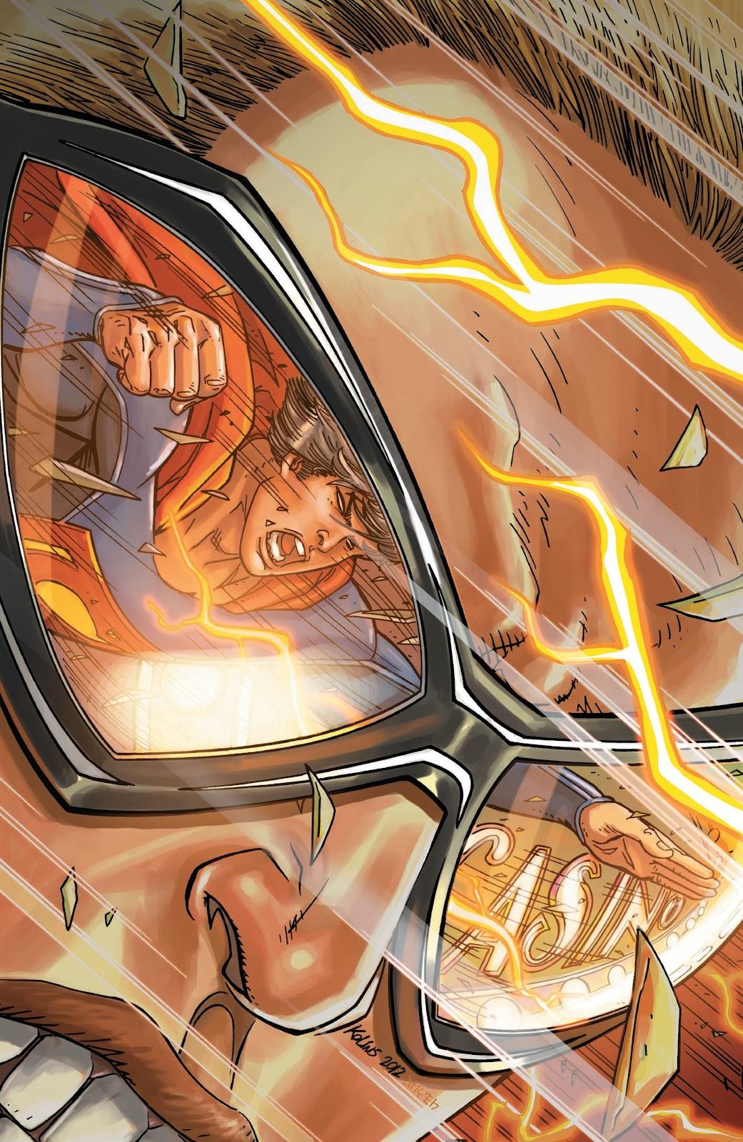Read online Smallville Season 11 [II] comic -  Issue # TPB 3 - 69