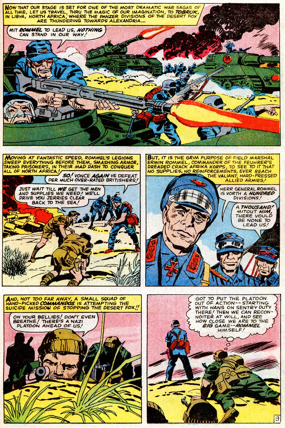 Read online Sgt. Fury comic -  Issue # _Special 5 - 11