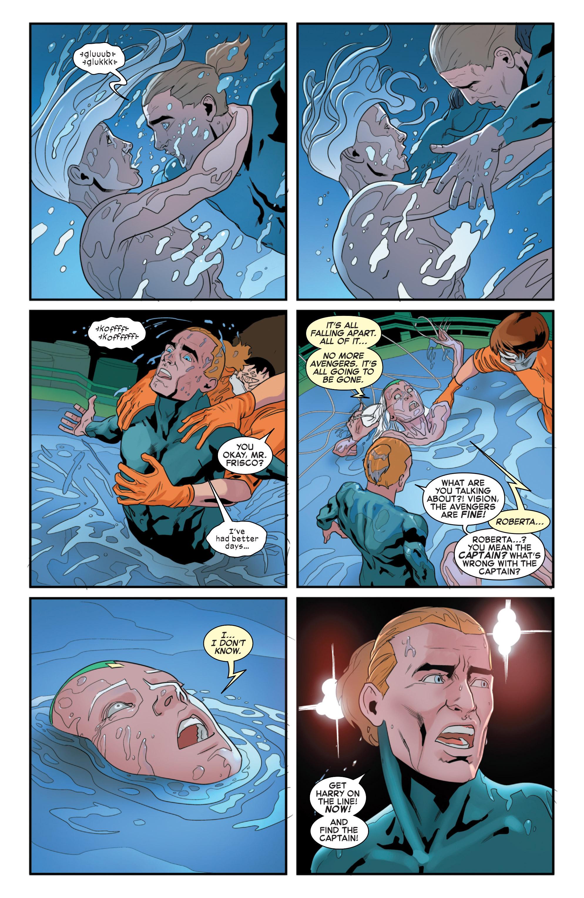 Read online Secret Wars 2099 comic -  Issue #4 - 8