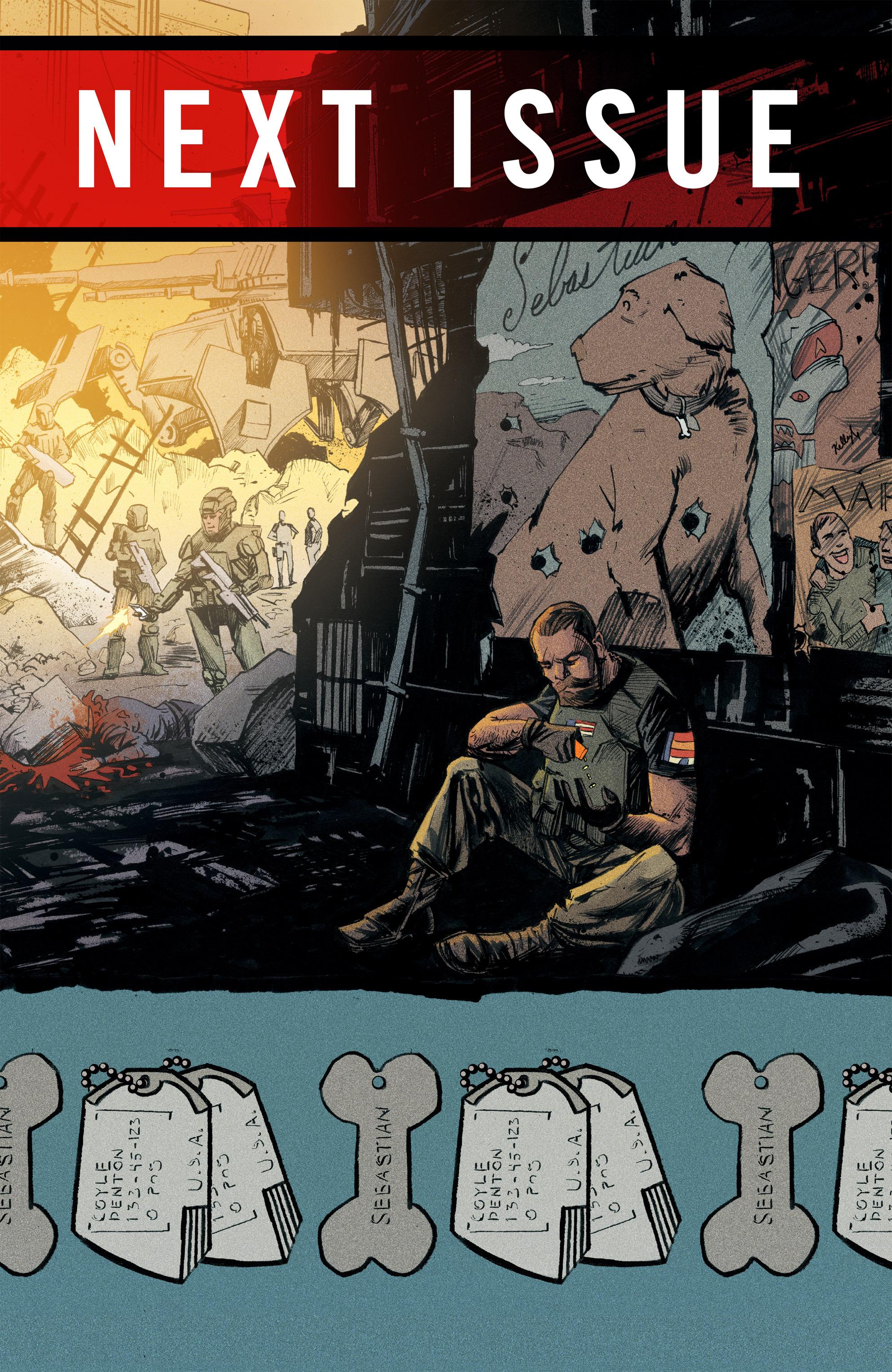 Read online Redline comic -  Issue #2 - 25