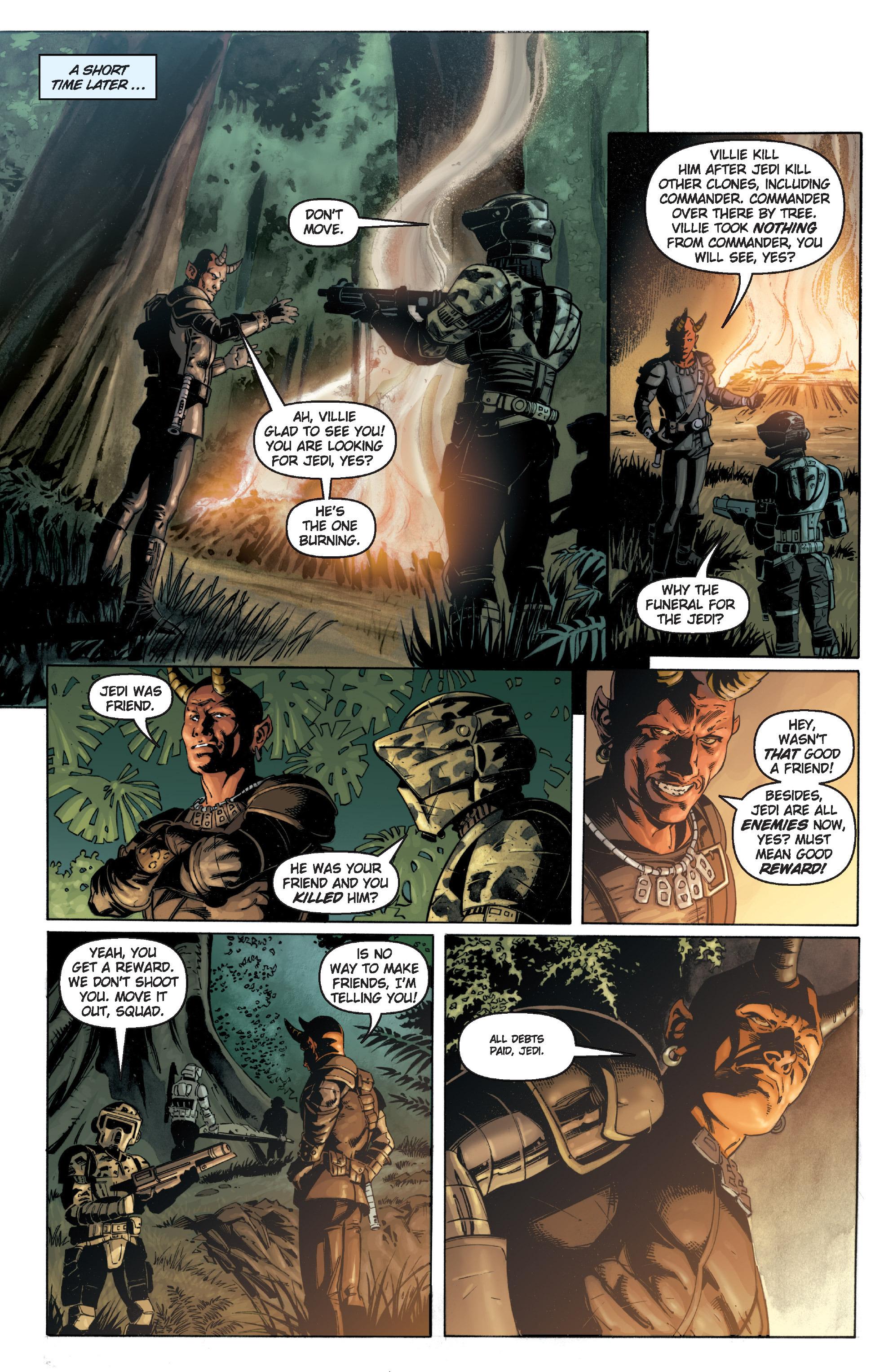 Read online Star Wars Omnibus comic -  Issue # Vol. 26 - 421