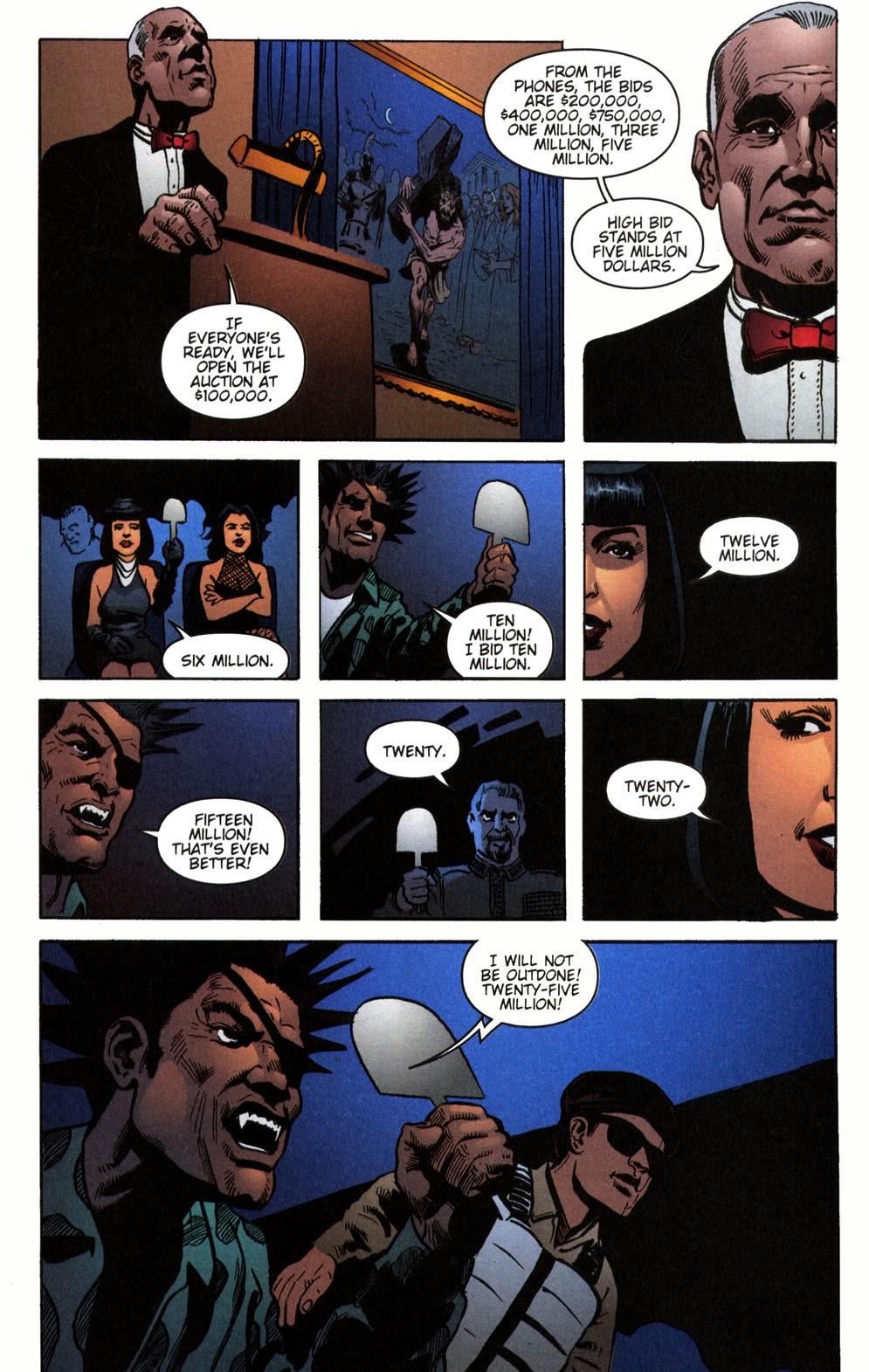 Read online Vampire the Masquerade comic -  Issue # Giovanni - 31