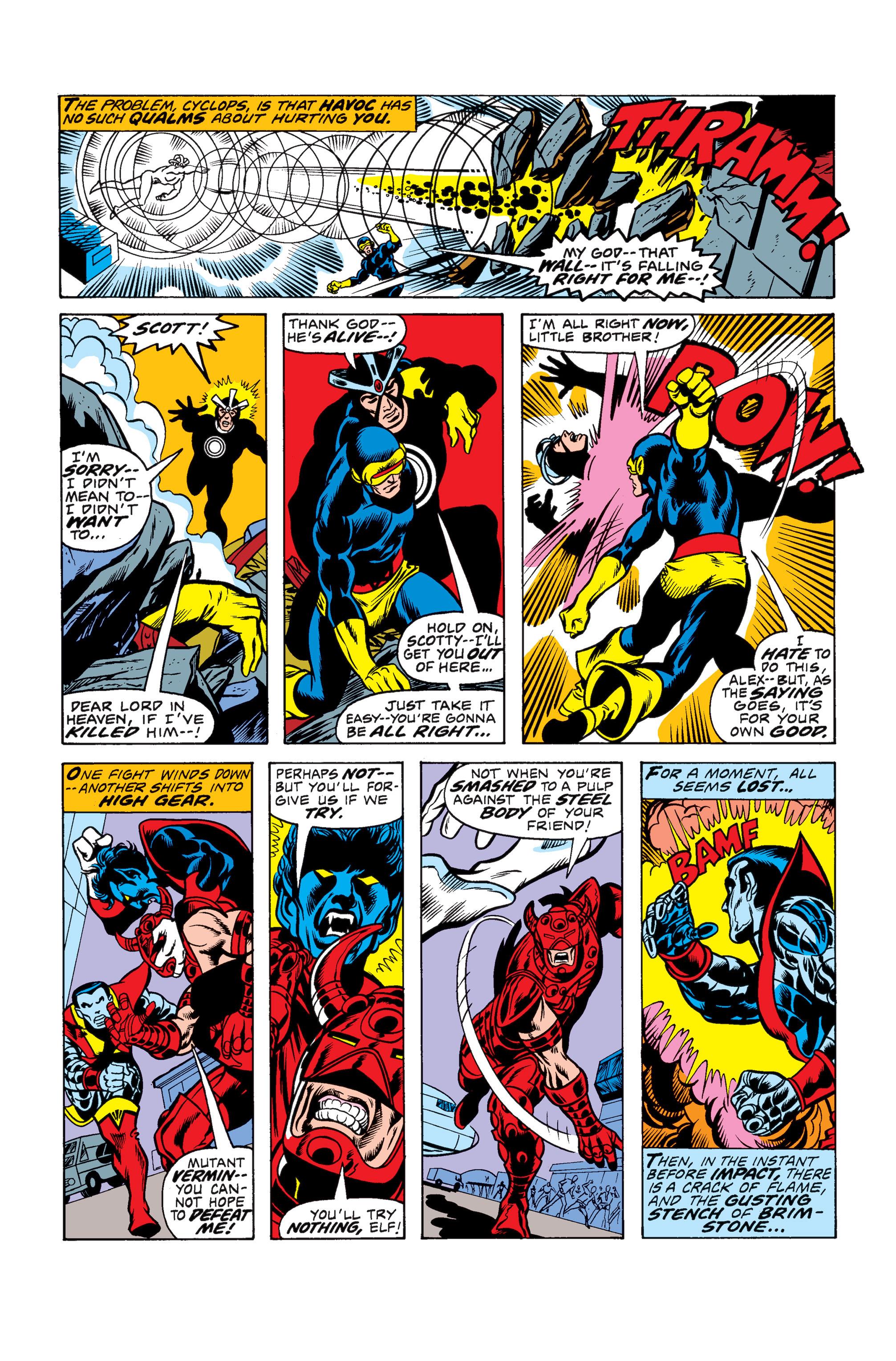 Uncanny X-Men (1963) 97 Page 12