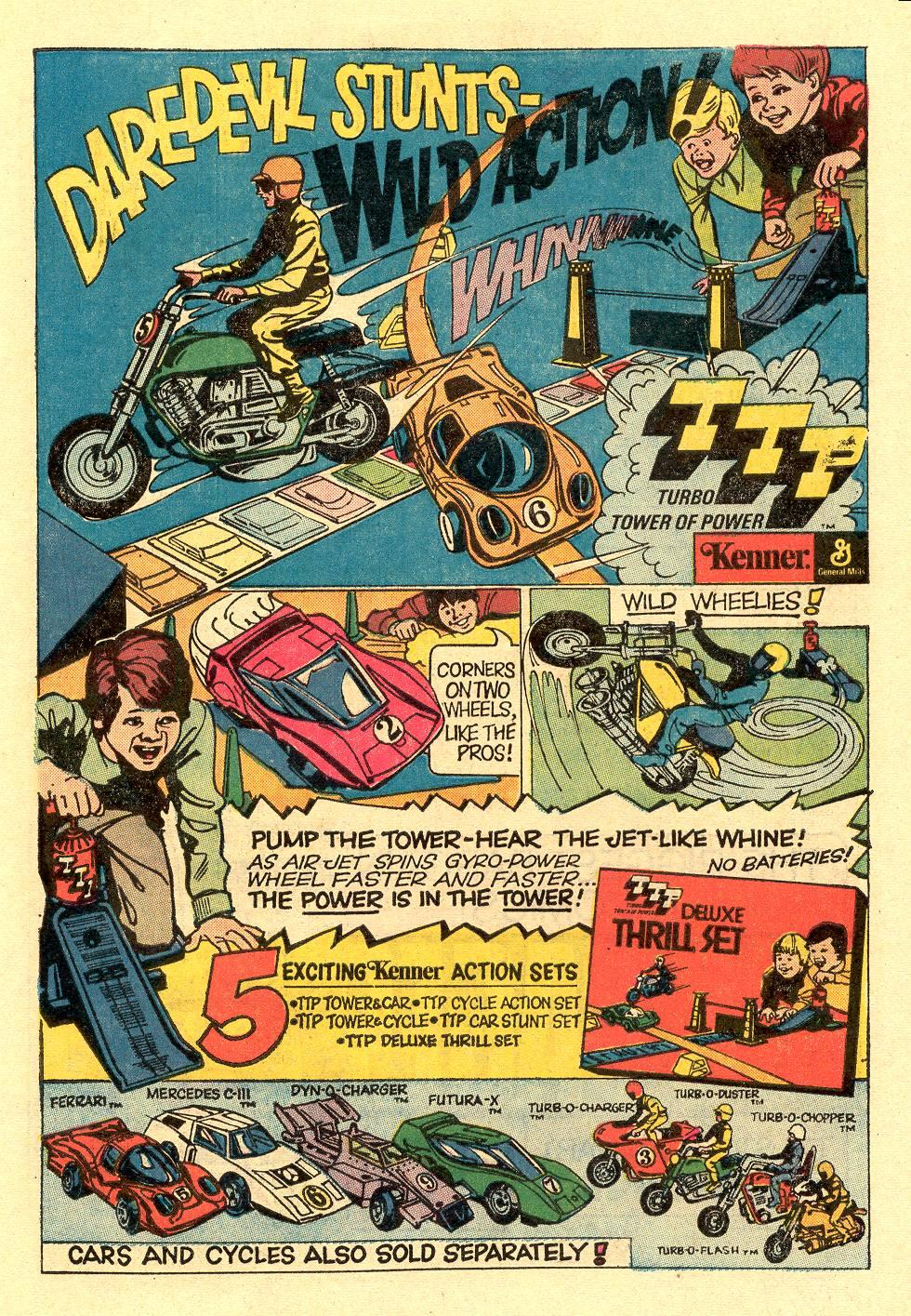 Read online Secret Origins (1973) comic -  Issue #5 - 7