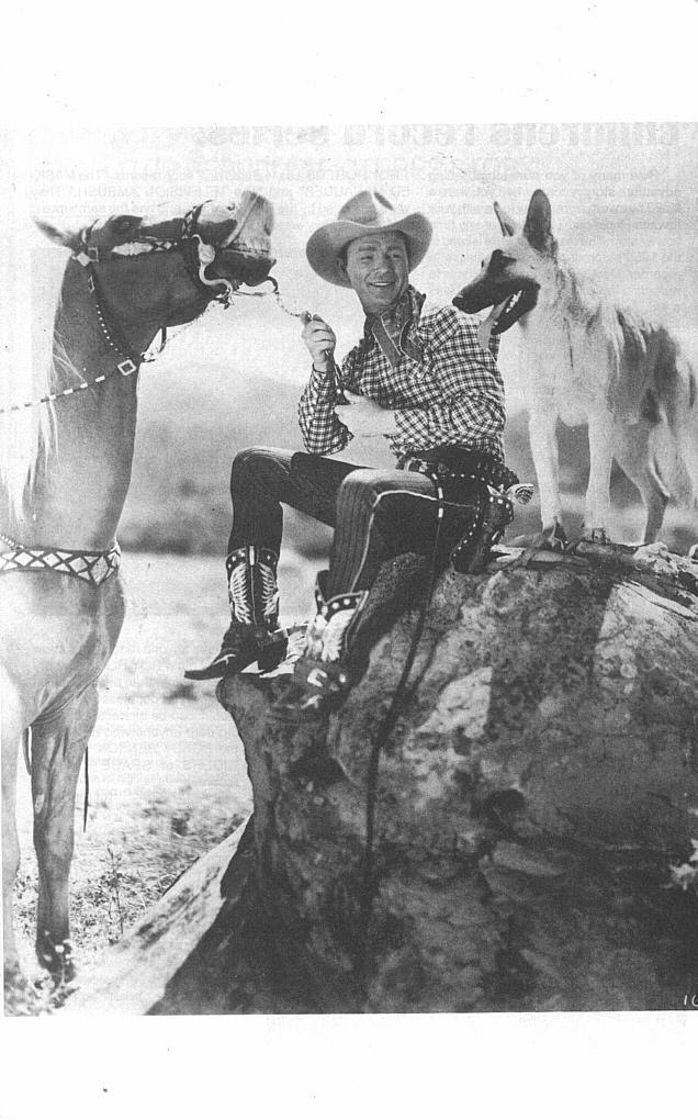 Read online Roy Rogers comic -  Issue #4 - 9