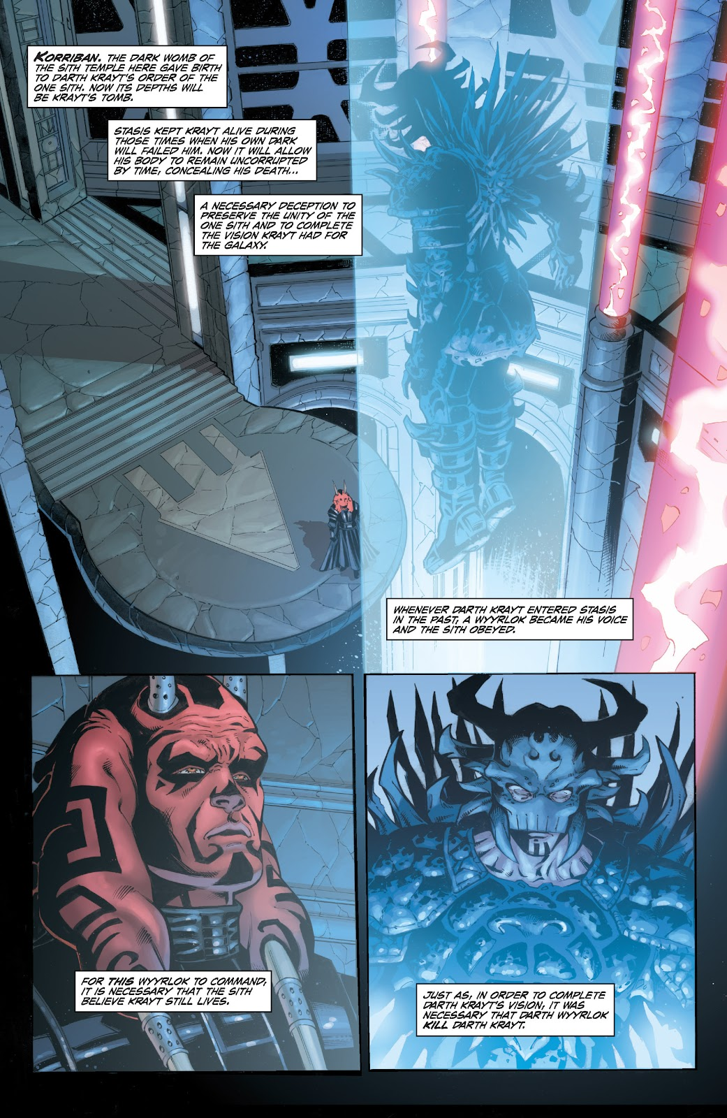 Read online Star Wars Legends: Legacy - Epic Collection comic -  Issue # TPB 2 (Part 4) - 43