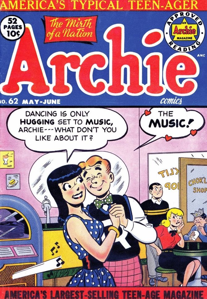 Archie Comics issue 062 - Page 1