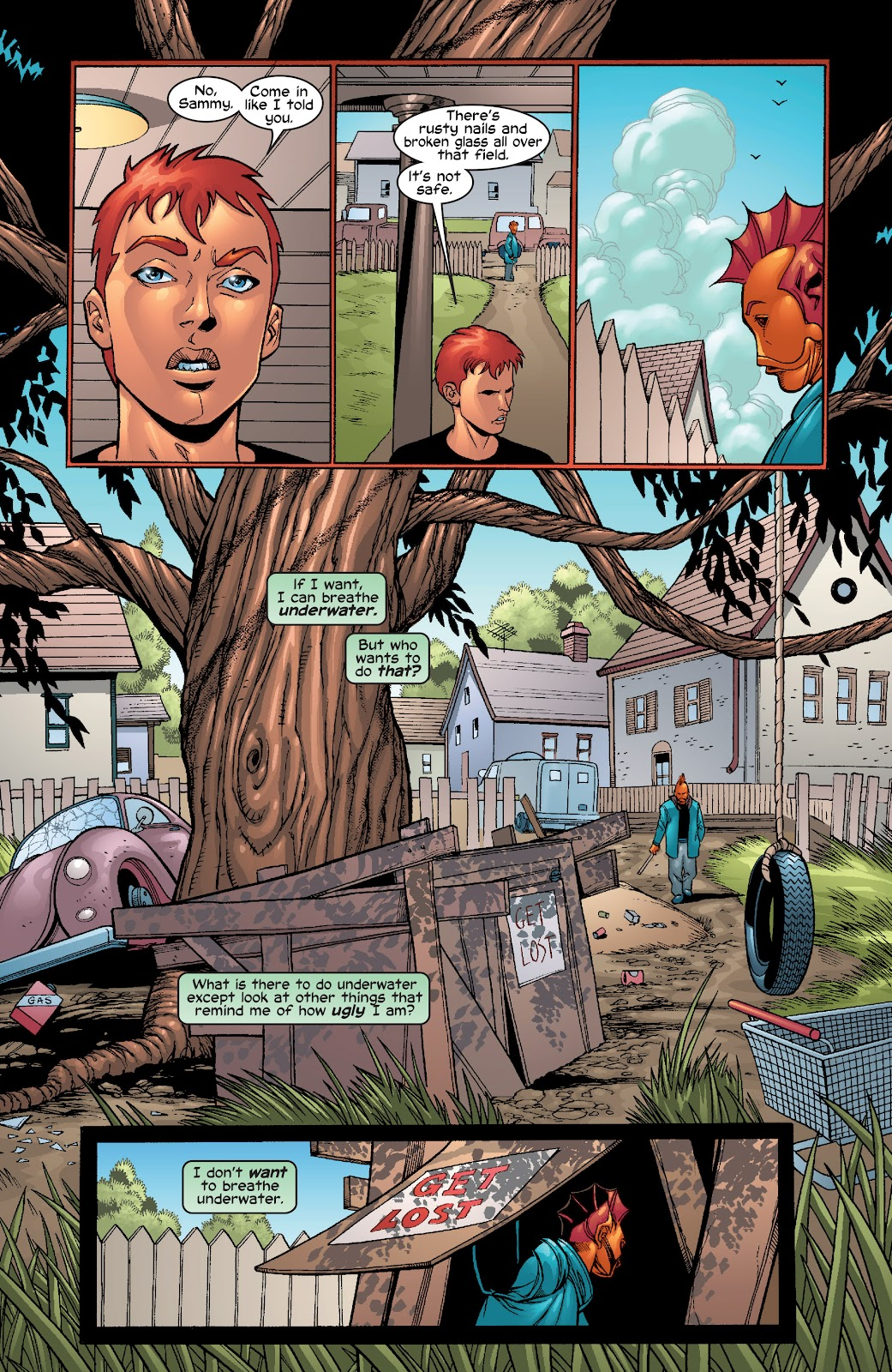 Read online X-Men: Unstoppable comic -  Issue # TPB (Part 1) - 9