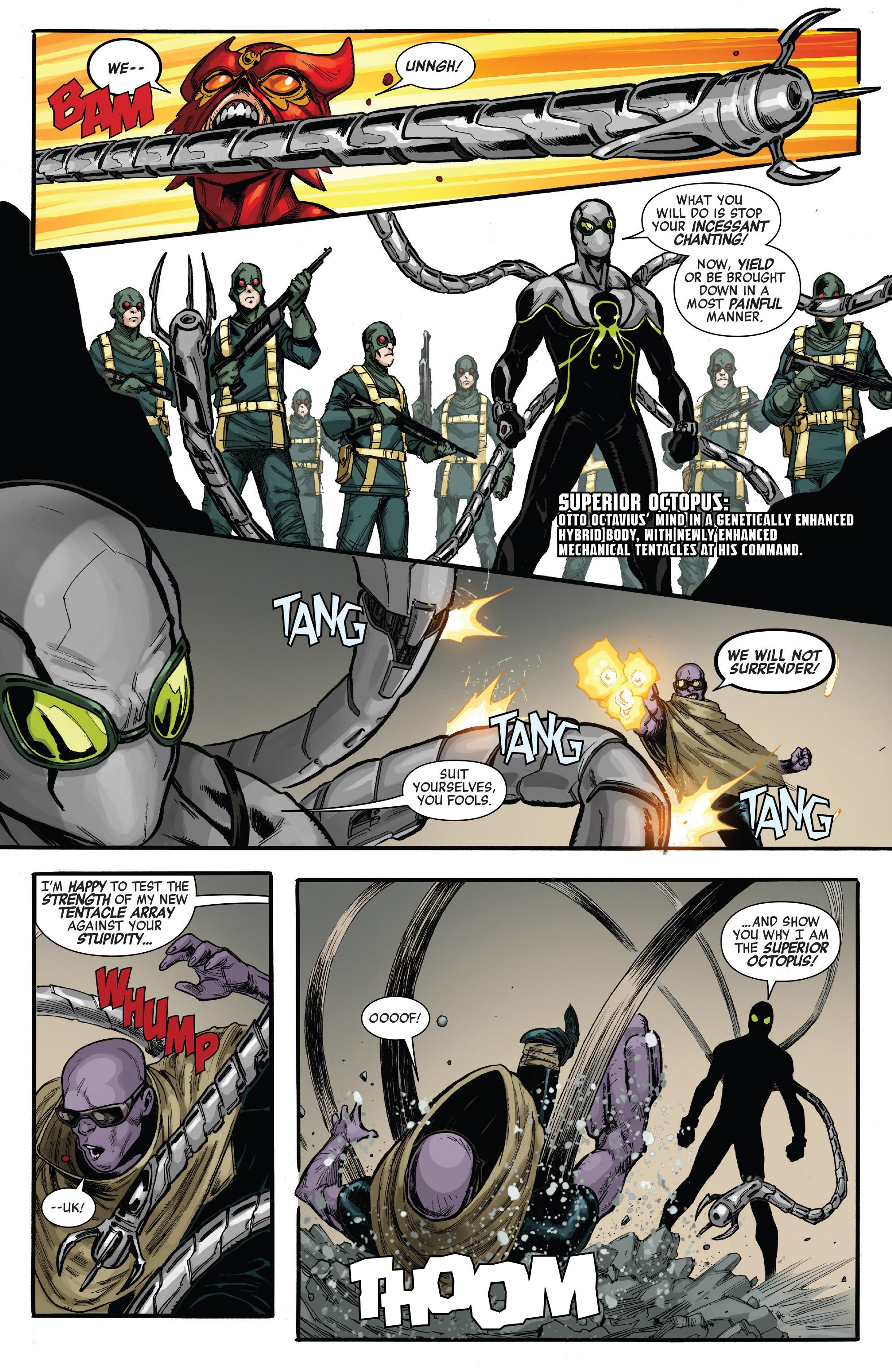 Read online Secret Empire: United comic -  Issue # Full - 8