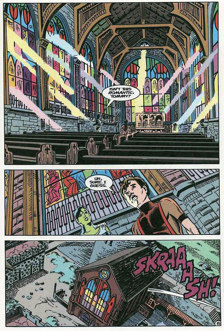 Elementals (1984) issue 19 - Page 17