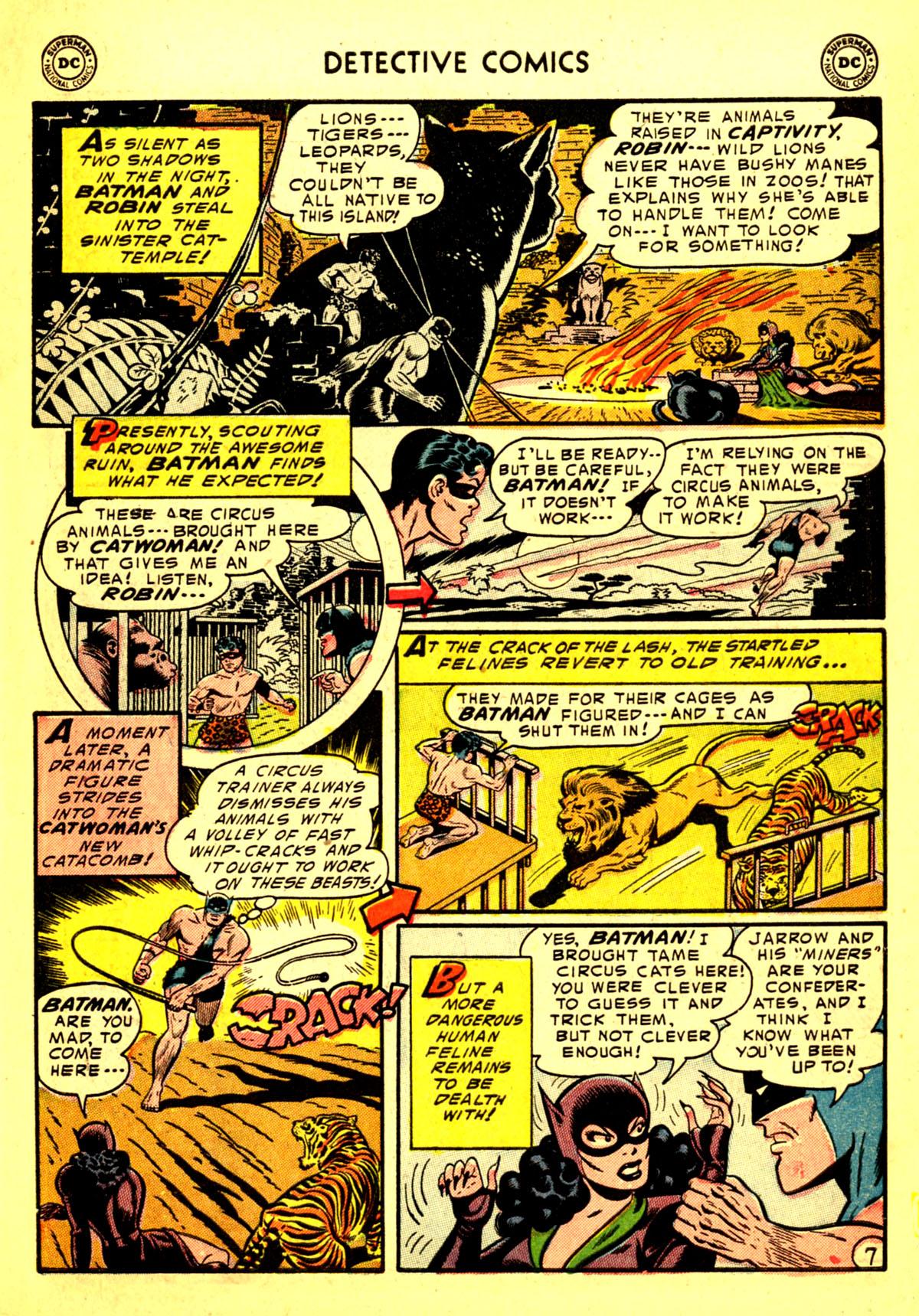 Read online Detective Comics (1937) comic -  Issue #211 - 9