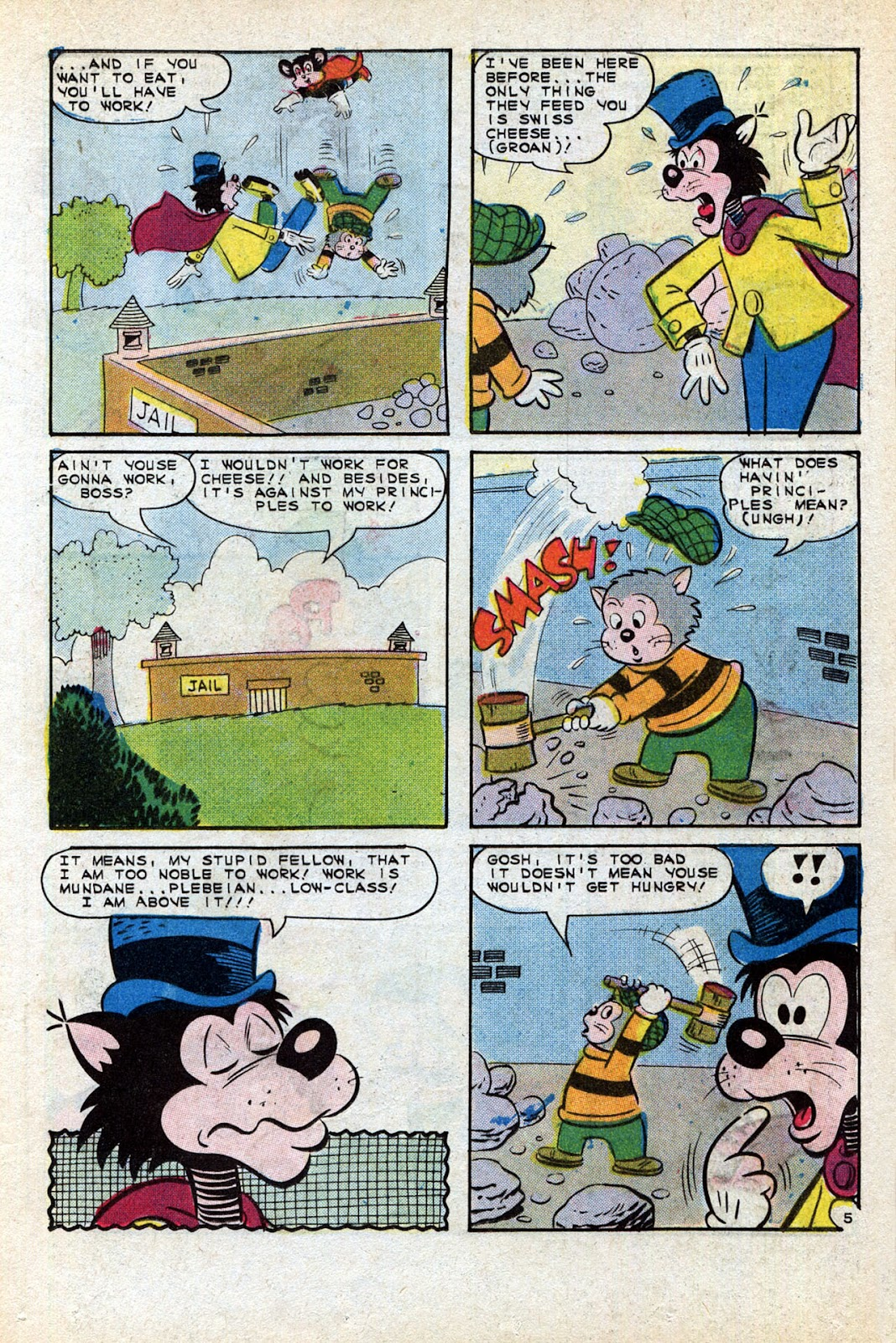 Read online Timmy the Timid Ghost comic -  Issue #1 - 21