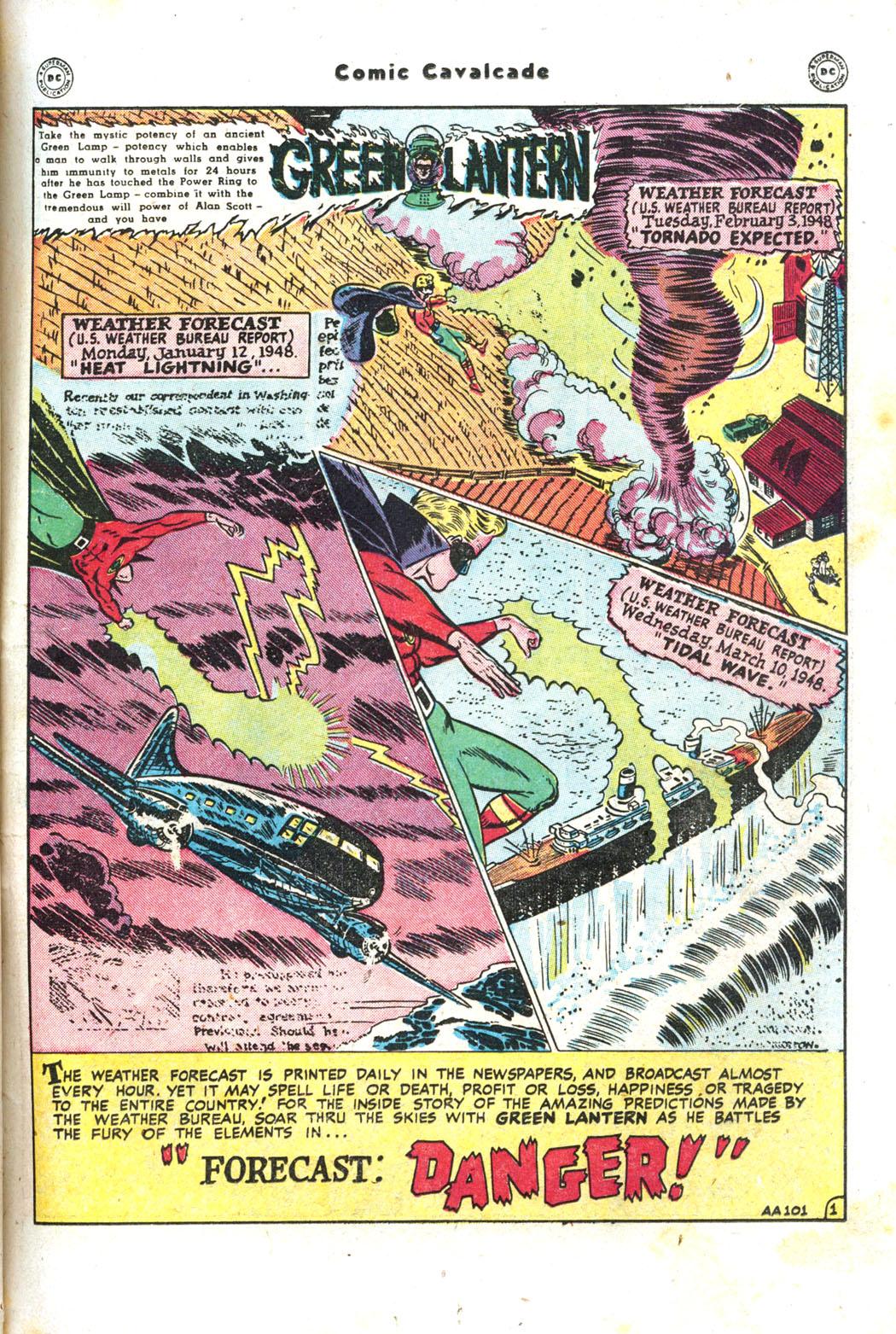 Comic Cavalcade issue 26 - Page 27