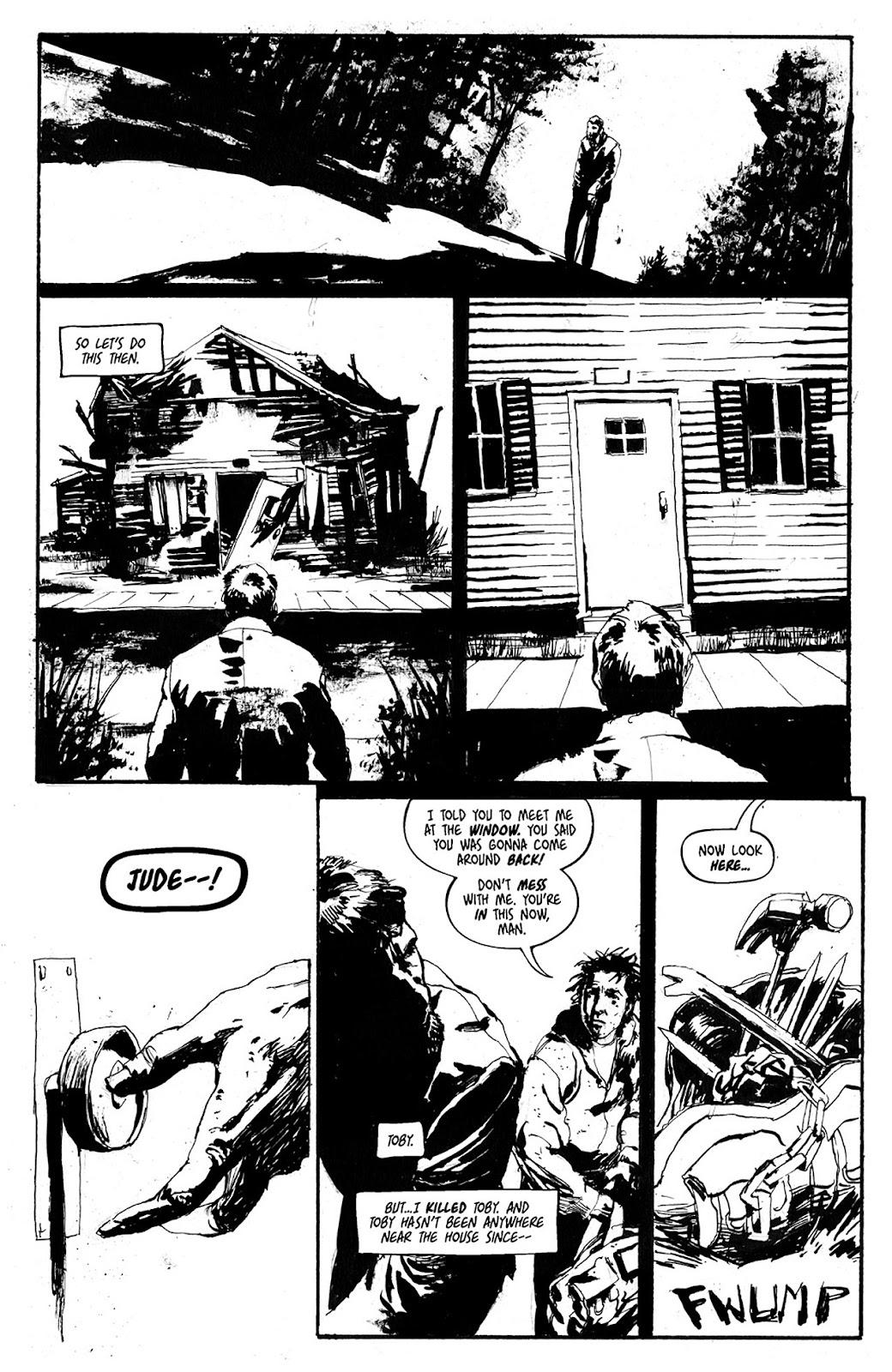 Creepy (2009) Issue #3 #3 - English 28
